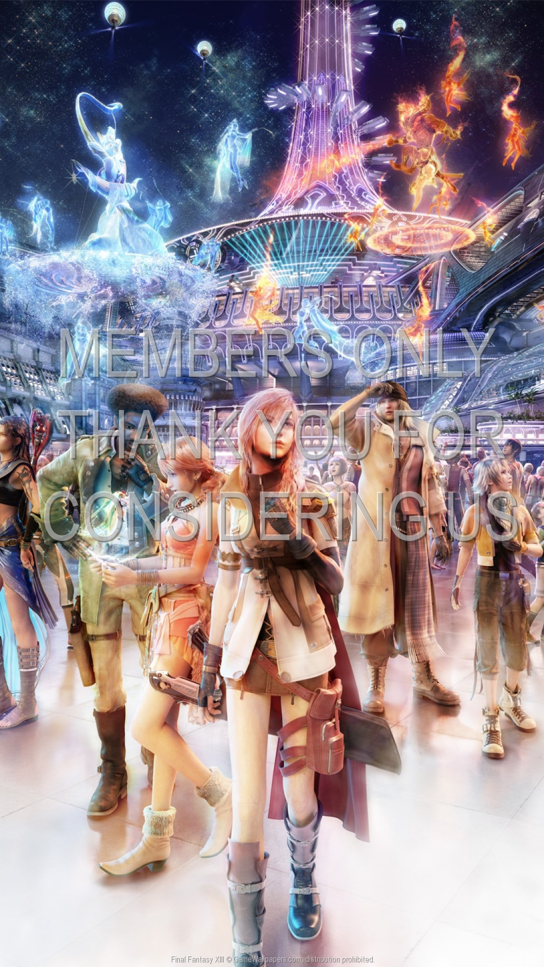 1080x1920 Final Fantasy XIII 1920x1080 Mobile wallpaper or background 11