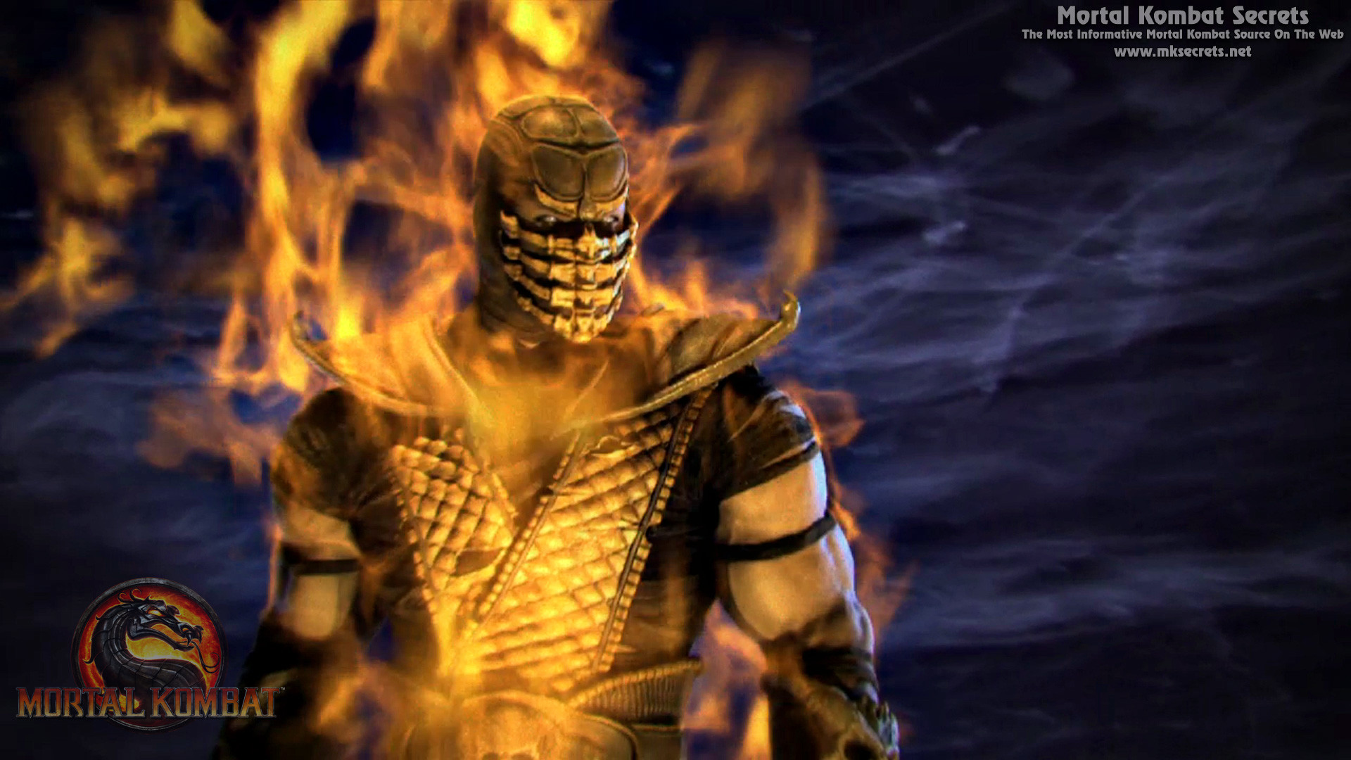 1920x1080 #24953 mortal kombat scorpion wallpapers hd