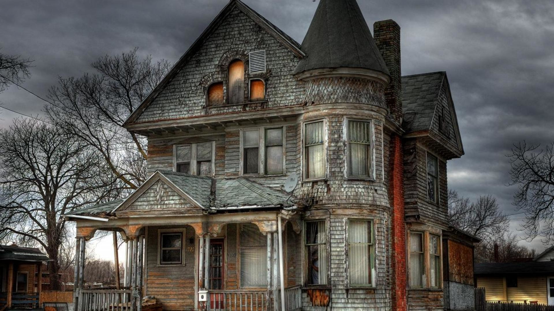 1920x1080 ... Haunted House : HD Quality Background Wallpapers ...