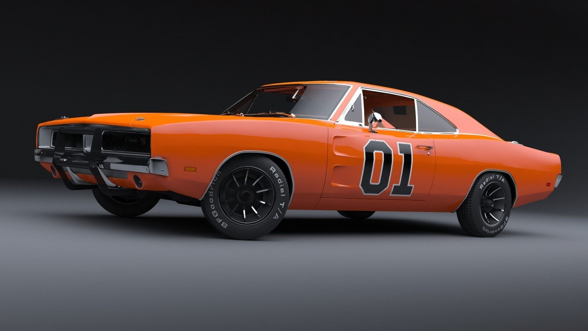 1920x1080 Orange 01 Diecast Coupe Free Image Peakpx Dodge Charger General Lee  Wallpaper