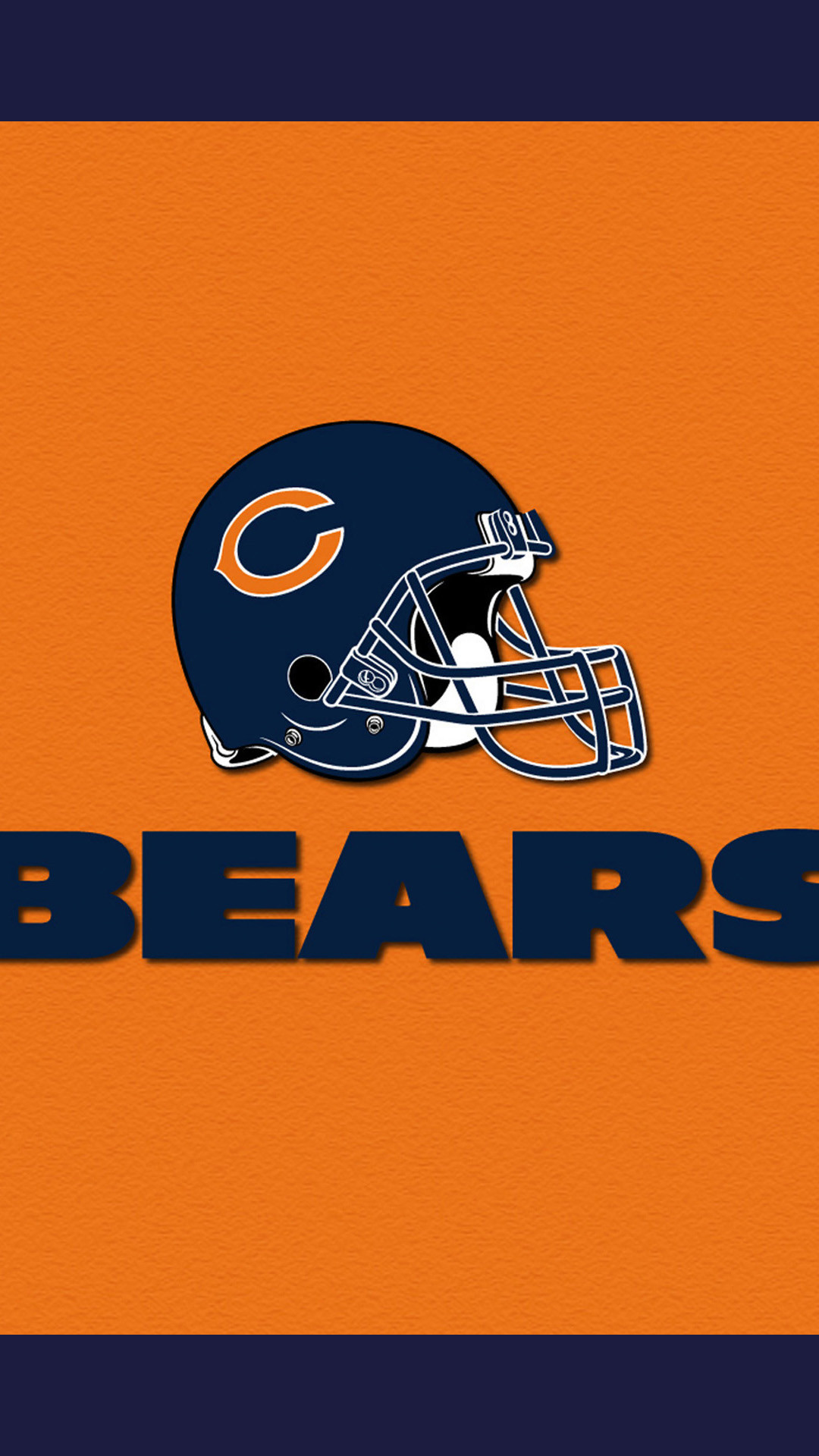 1080x1920 0 640x960 Chicago Bears iPhone Wallpaper HD  Chicago Bears iPhone  Wallpapers