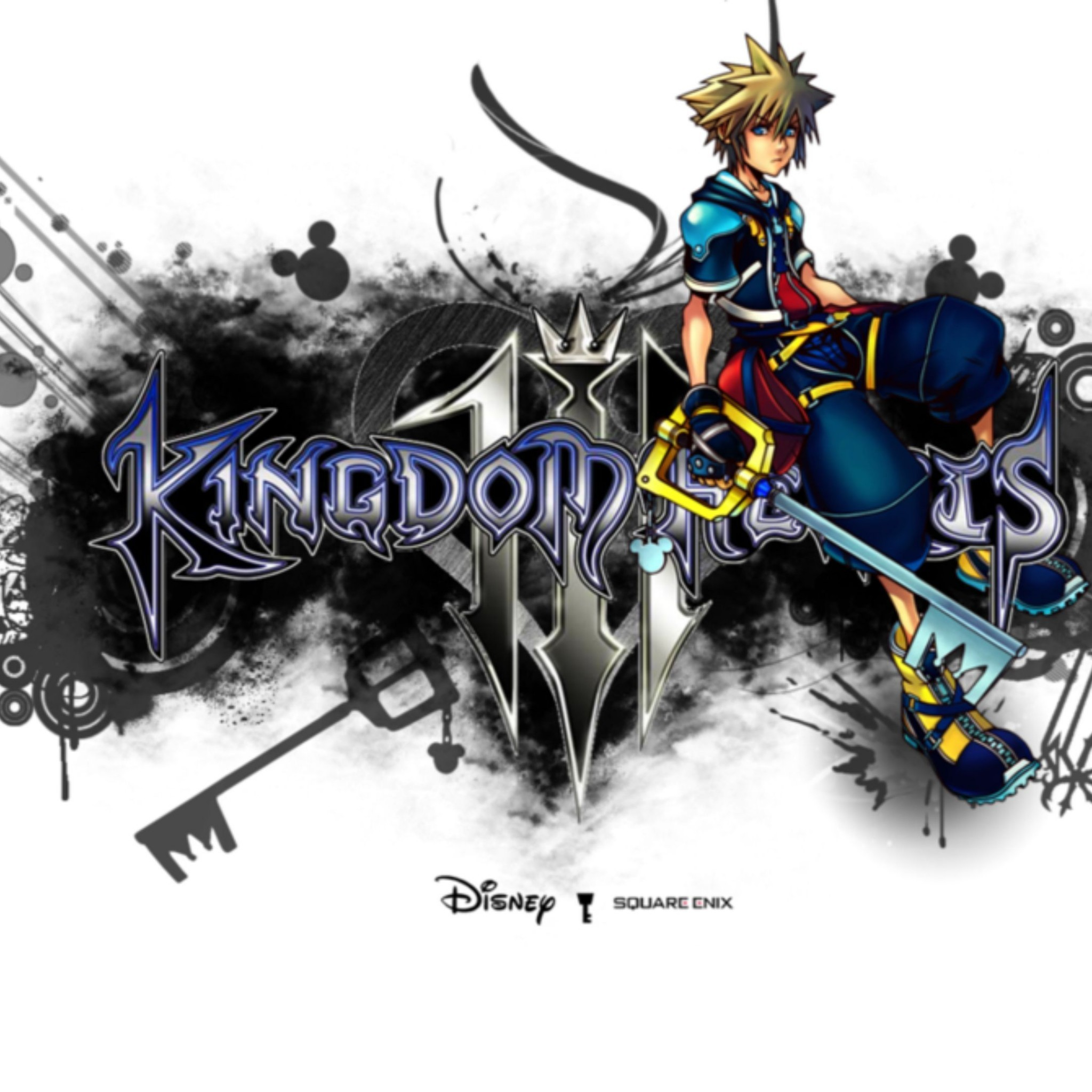 2048x2048 Related to 2016 Launch Kingdom Hearts 3 4K Wallpaper