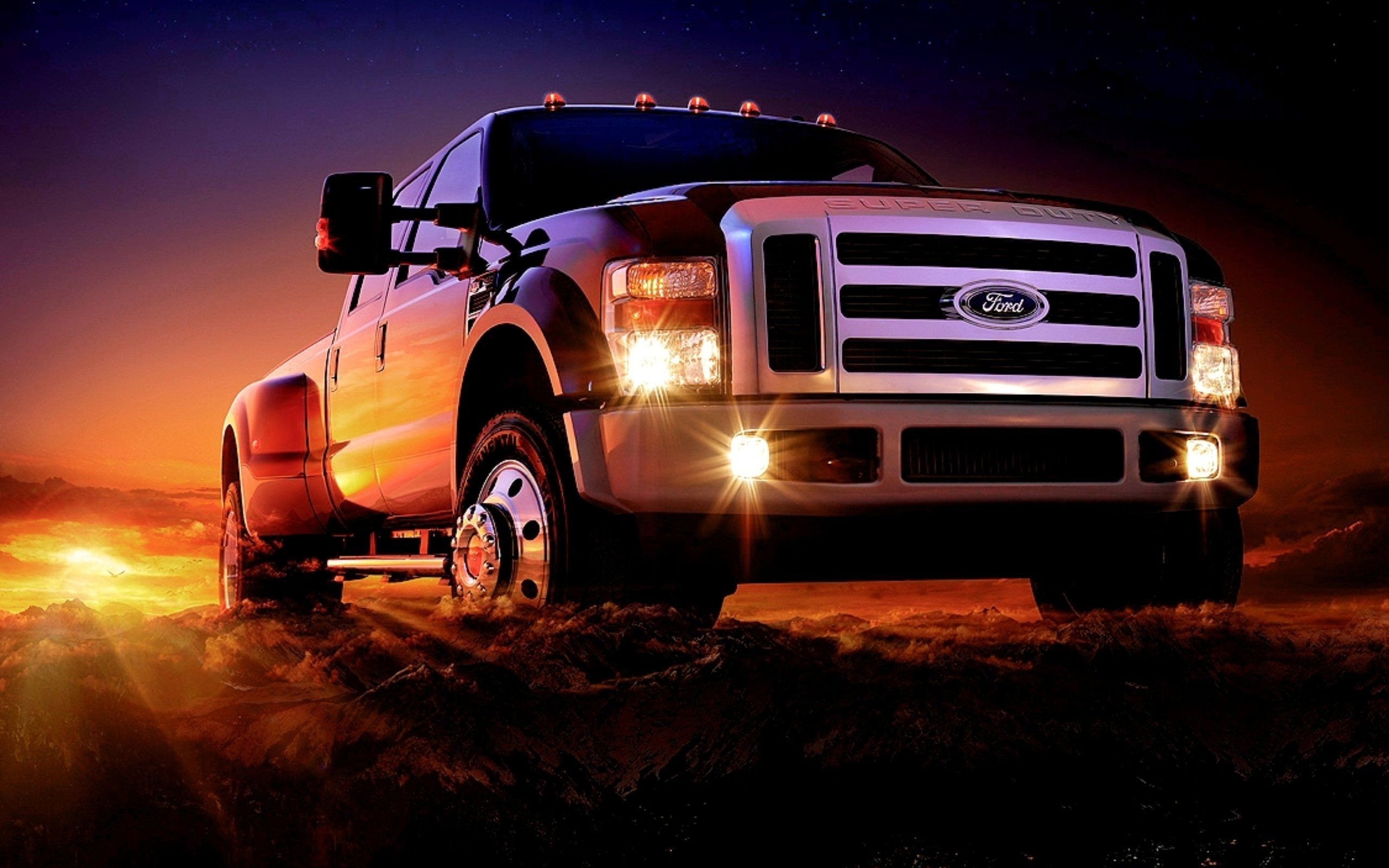 2560x1600 Ford Truck HD Wallpapers