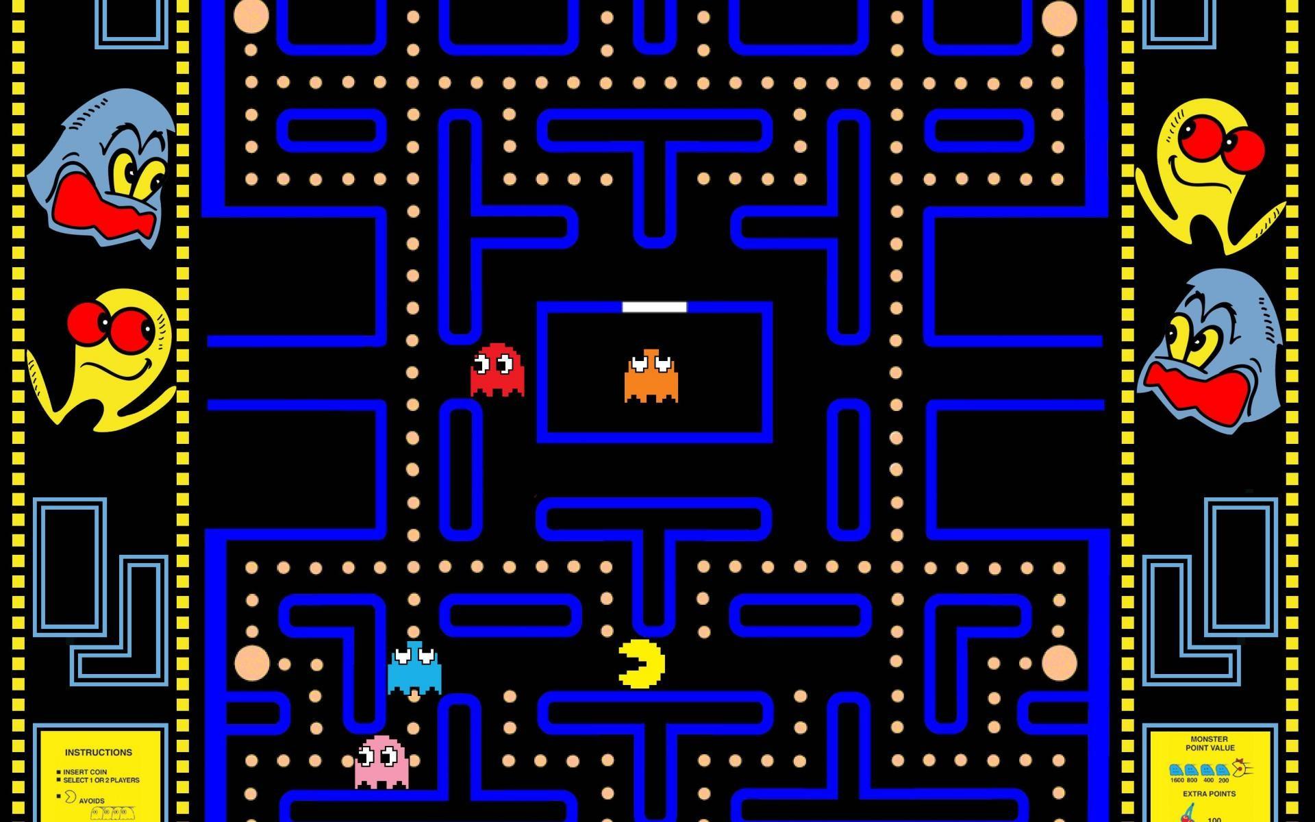 Pacman Wallpaper (82+ Images