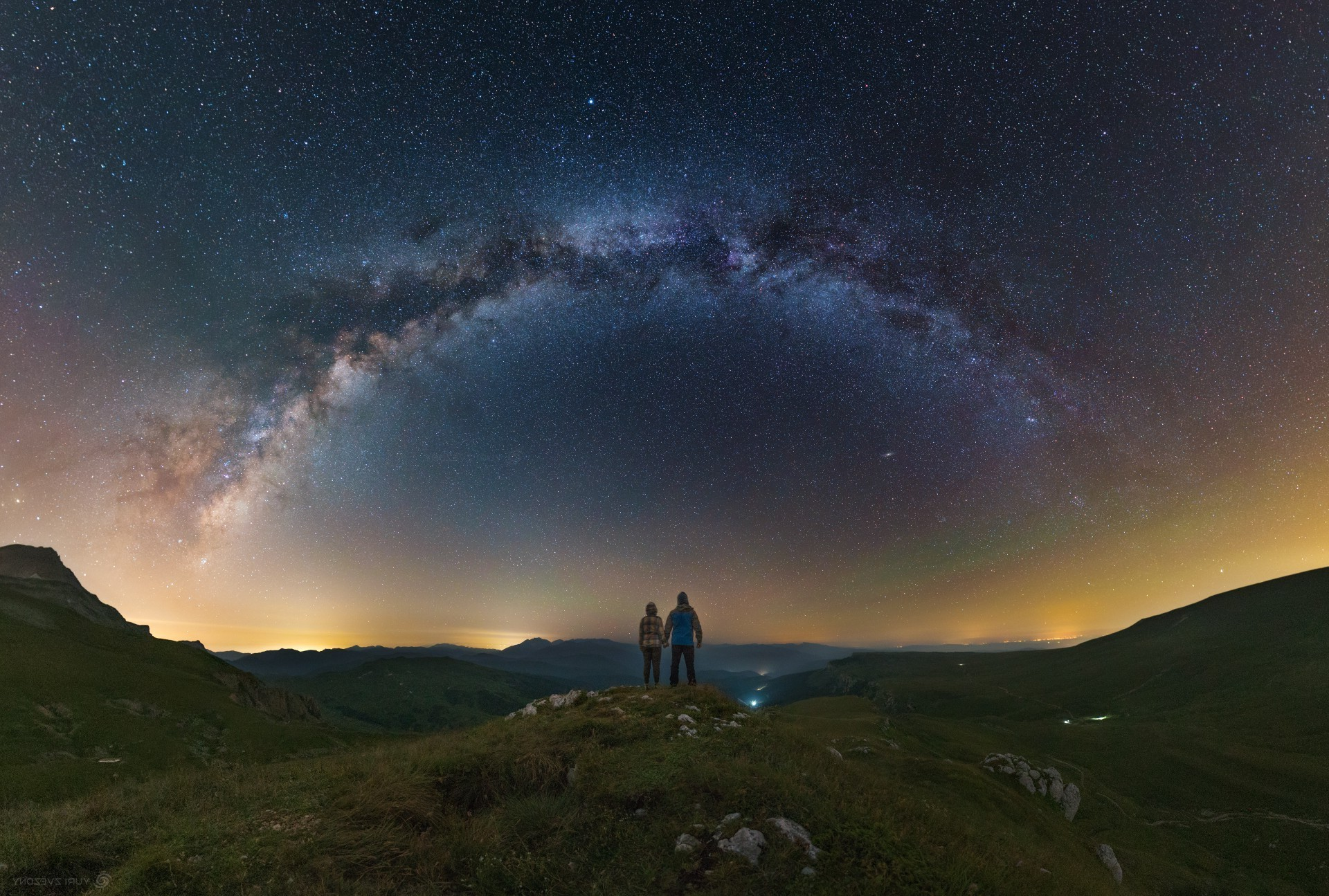 HD Milky Way Wallpapers (64+ images)