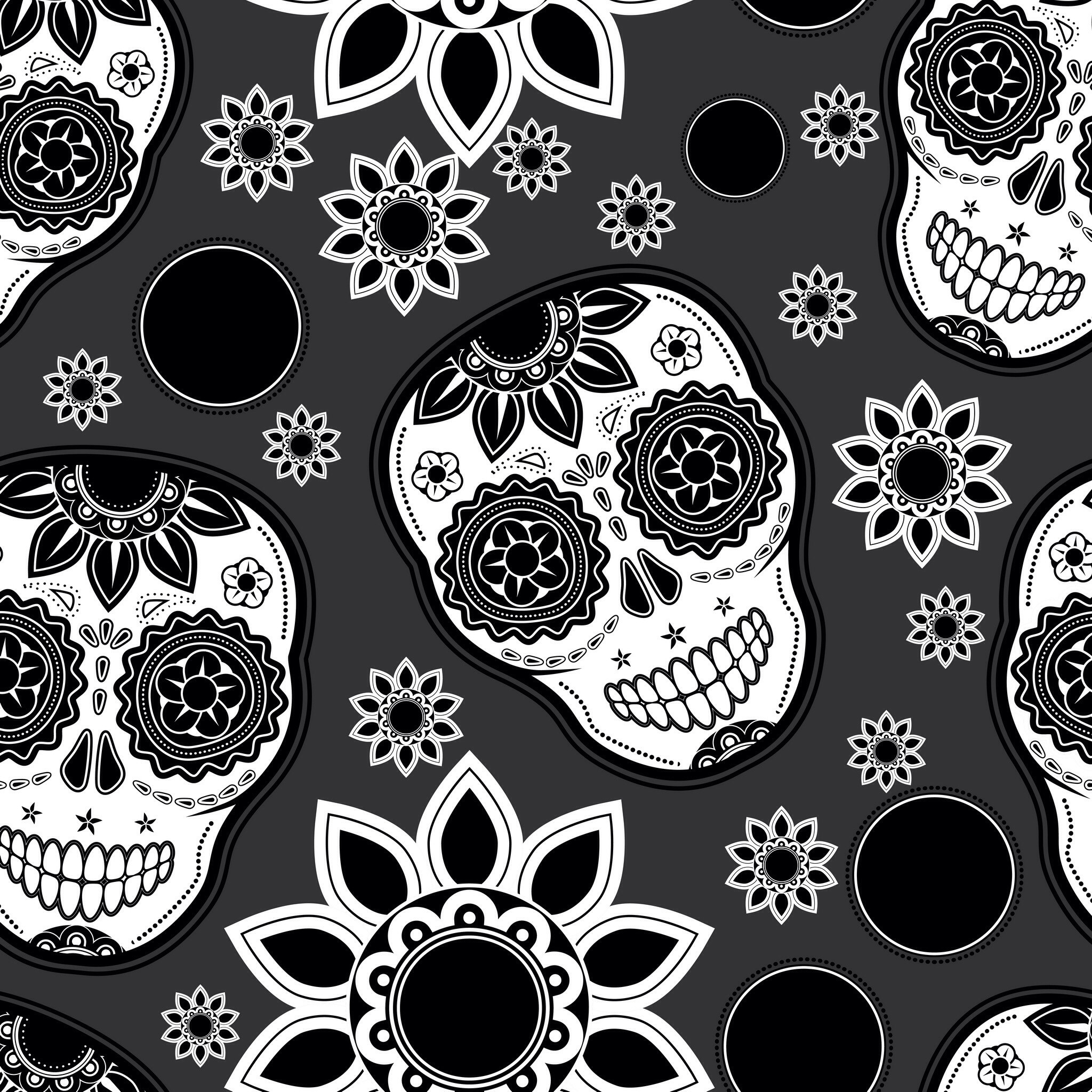 2048x2048 Explore Sugar Skull Wallpaper, Wallpaper For, and more!