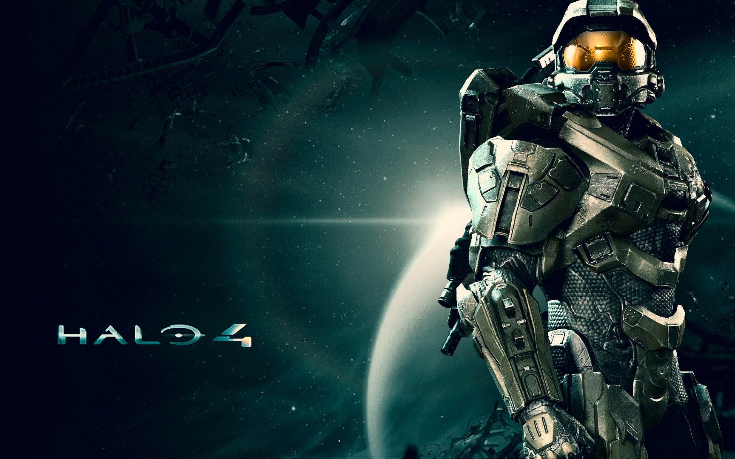 2560x1600 Explore More Wallpapers in the Halo 4 Subcategory!