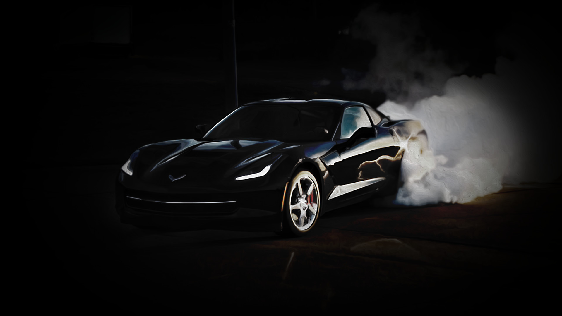1920x1080 Corvette C7 Wallpaper by MaritimeCanuck Corvette C7 Wallpaper by  MaritimeCanuck
