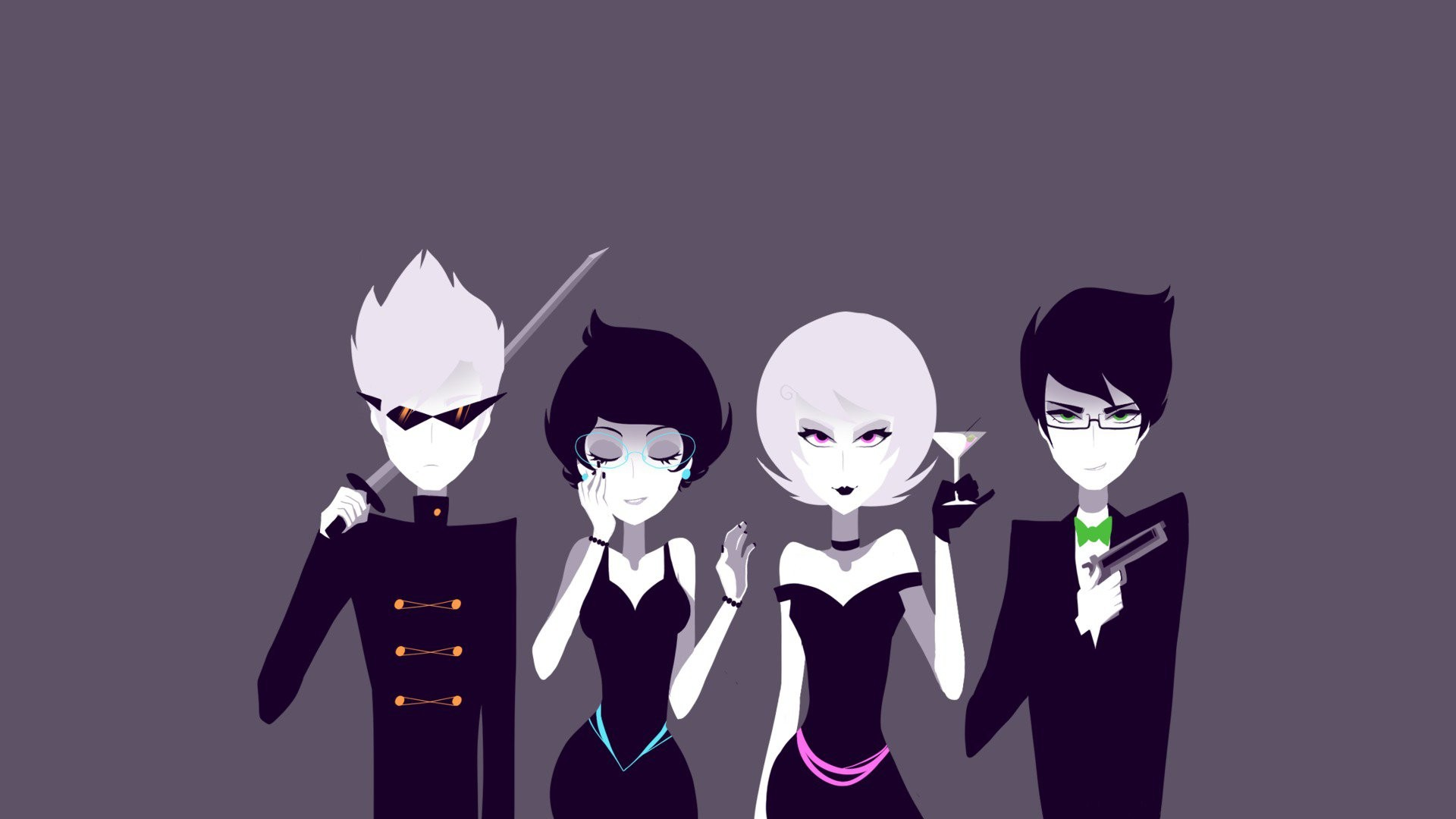 1920x1080 Homestuck Wallpaper Kids