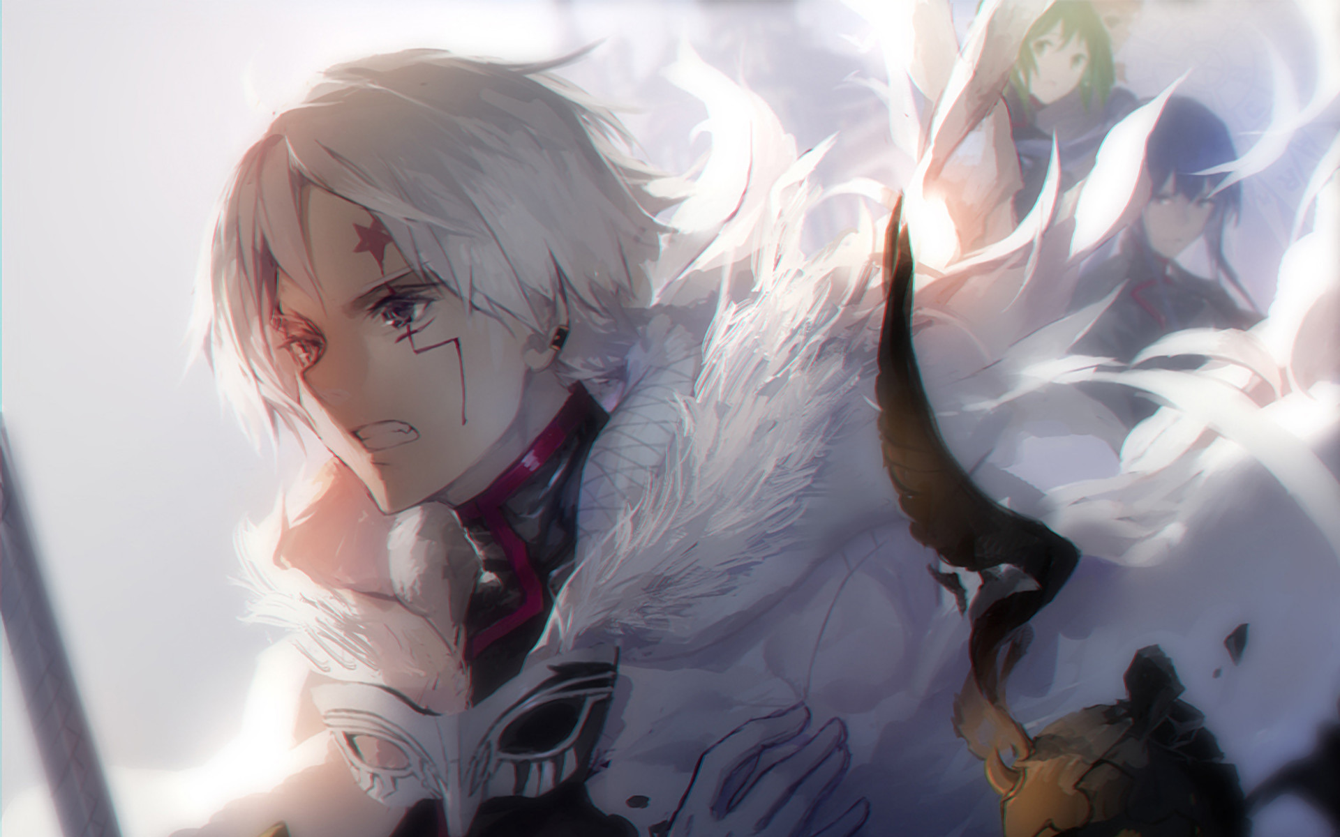 1920x1200 D.Gray-man HD Wallpaper | Background Image |  | ID:720820 -  Wallpaper Abyss