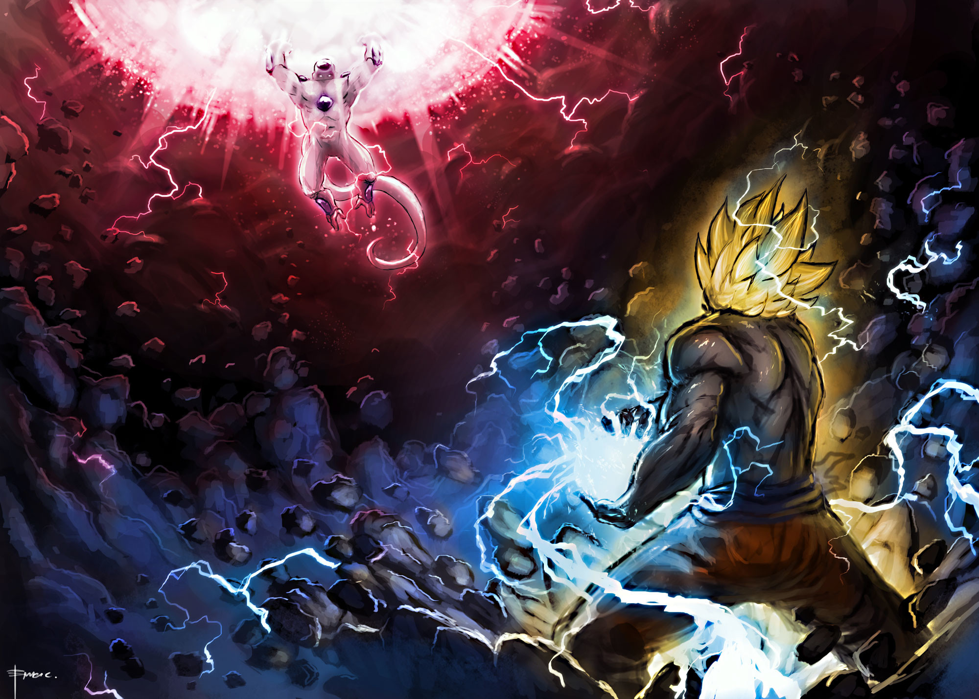 dbz hd wallpaper 1920x1080 (63+ images)