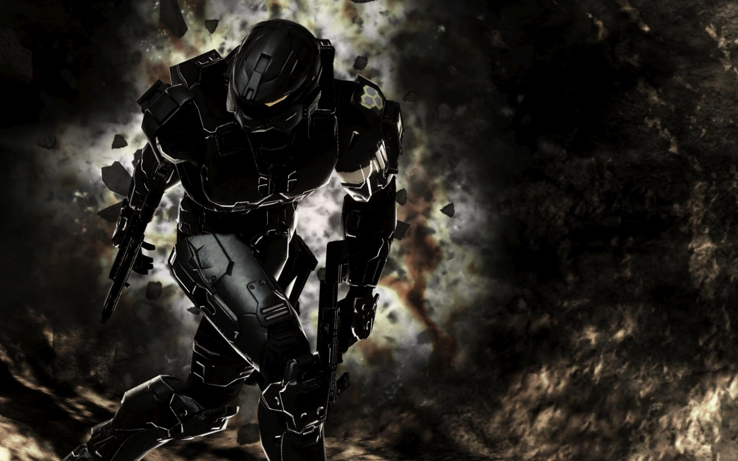 2560x1600 Halo, Master Chief, Video Games, Halo 3, Halo 3: ODST, Bungie Wallpapers HD  / Desktop and Mobile Backgrounds