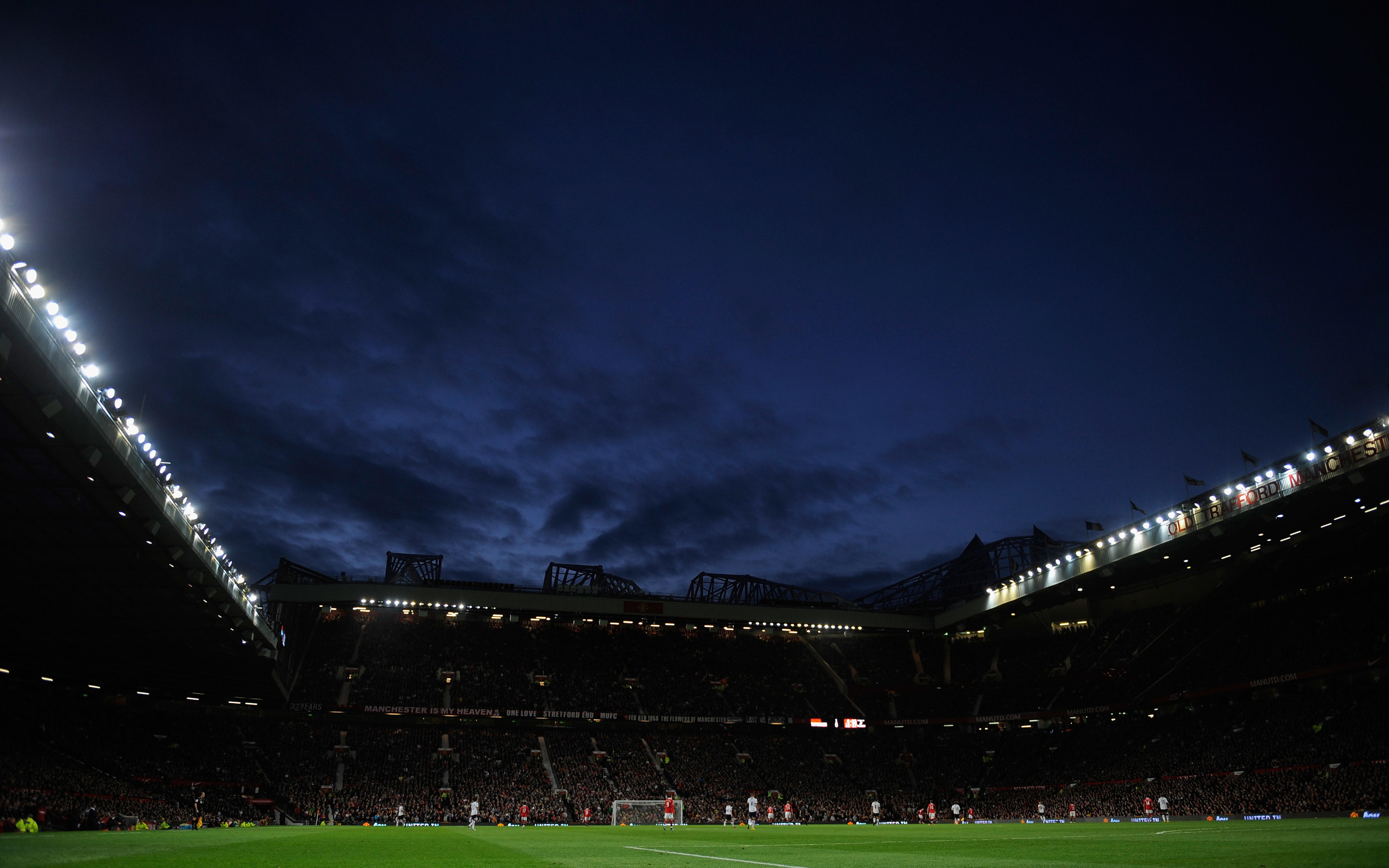 Old Trafford Wallpaper (64+ Images