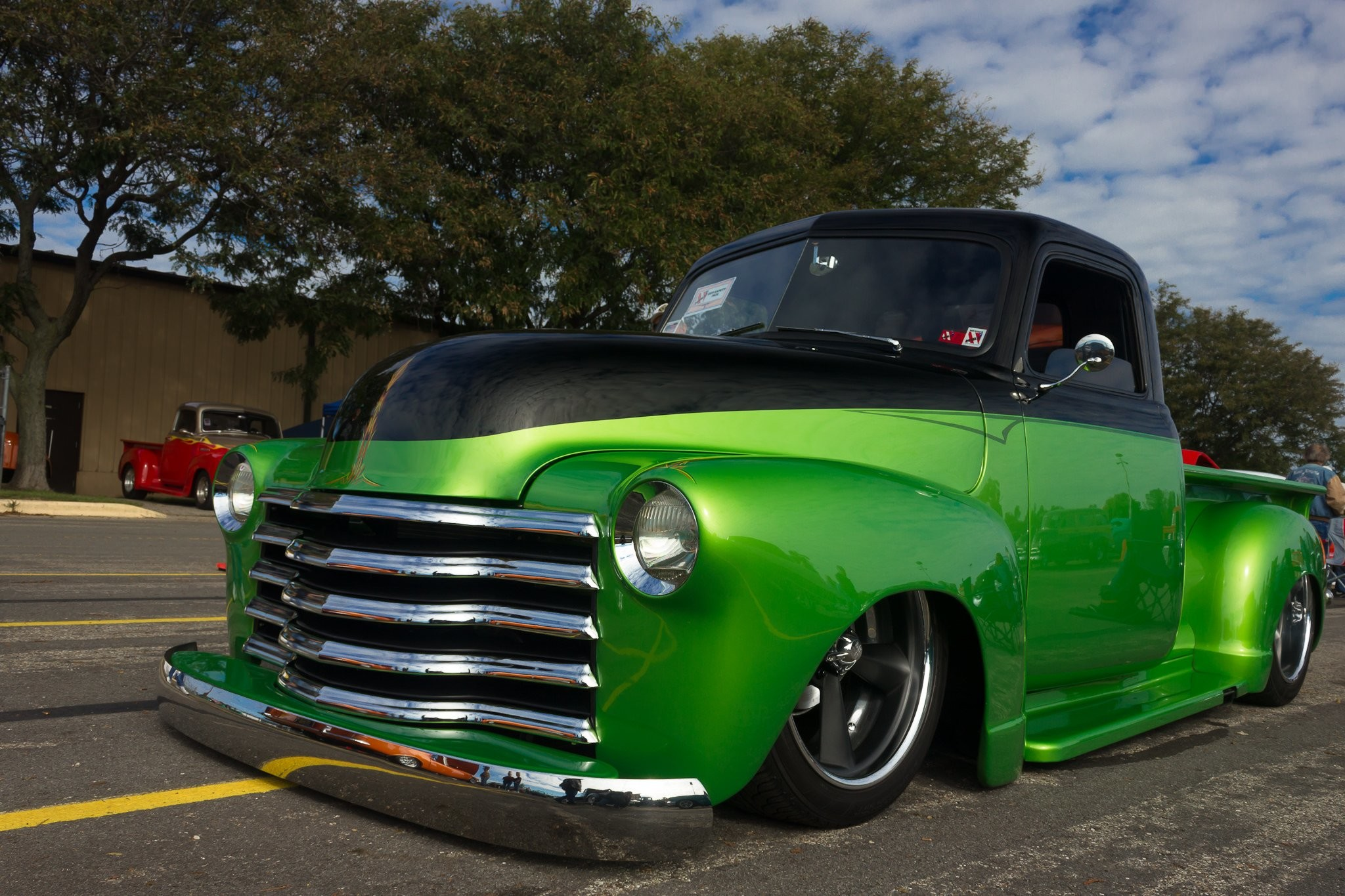 2048x1365 Chevrolet chevy old classic custom cars truck Pickup wallpaper .