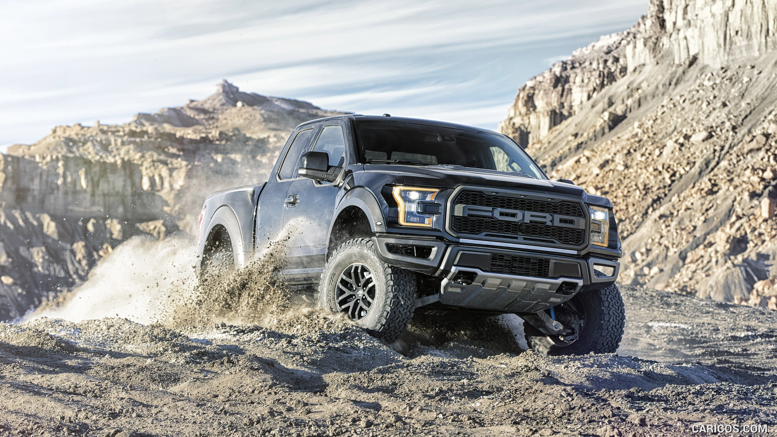 2018 Ford Raptor Wallpaper (70+ images)