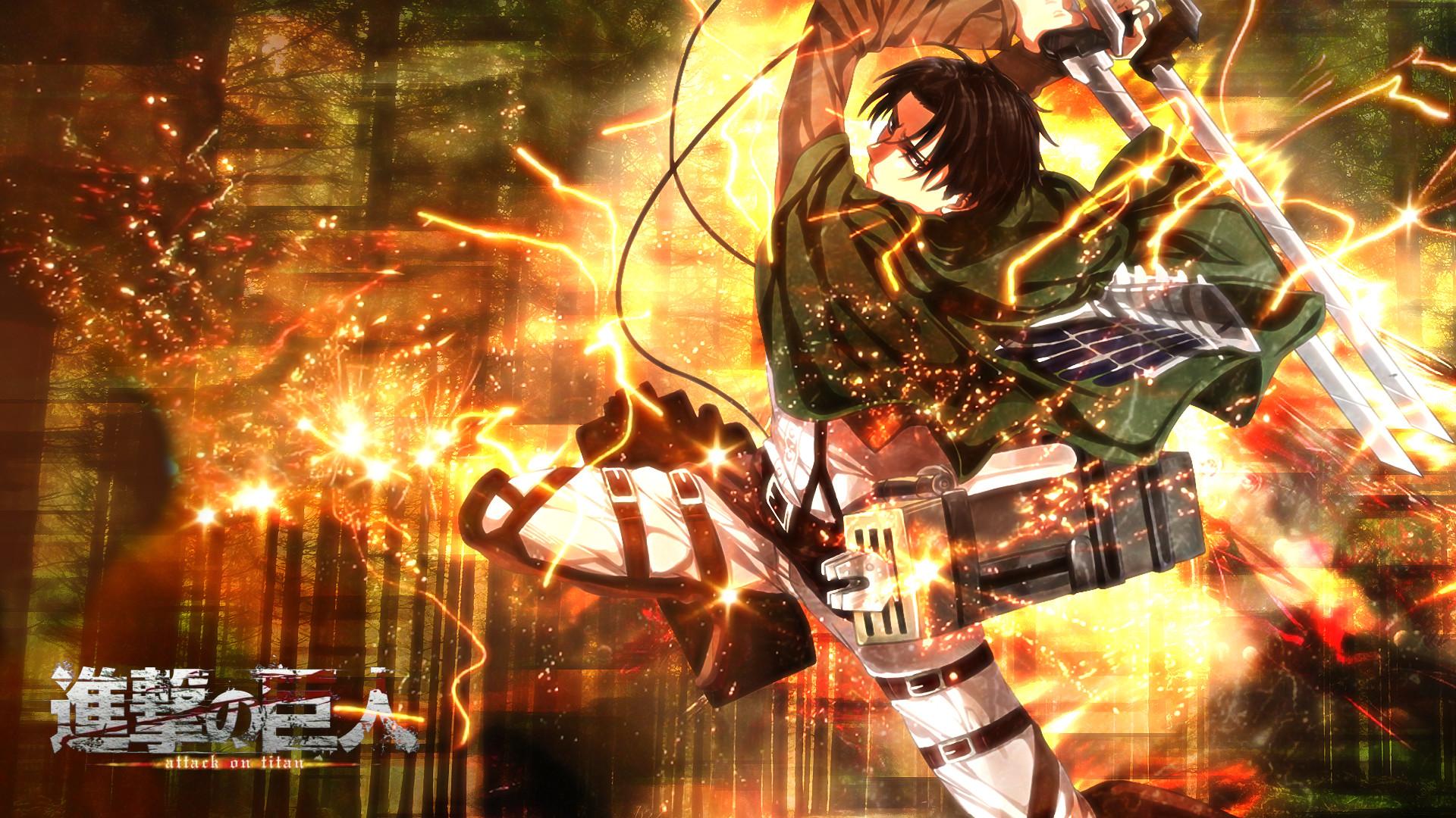 Levi Attack On Titan Wallpaper 72 Images