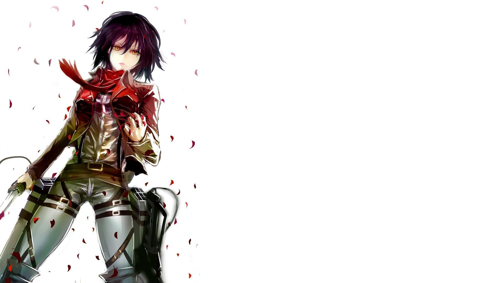1920x1080 Mikasa Ackerman Shingeki No Kyojin 27311 Hd Wallpapers Background in Anime  - Wugange.com
