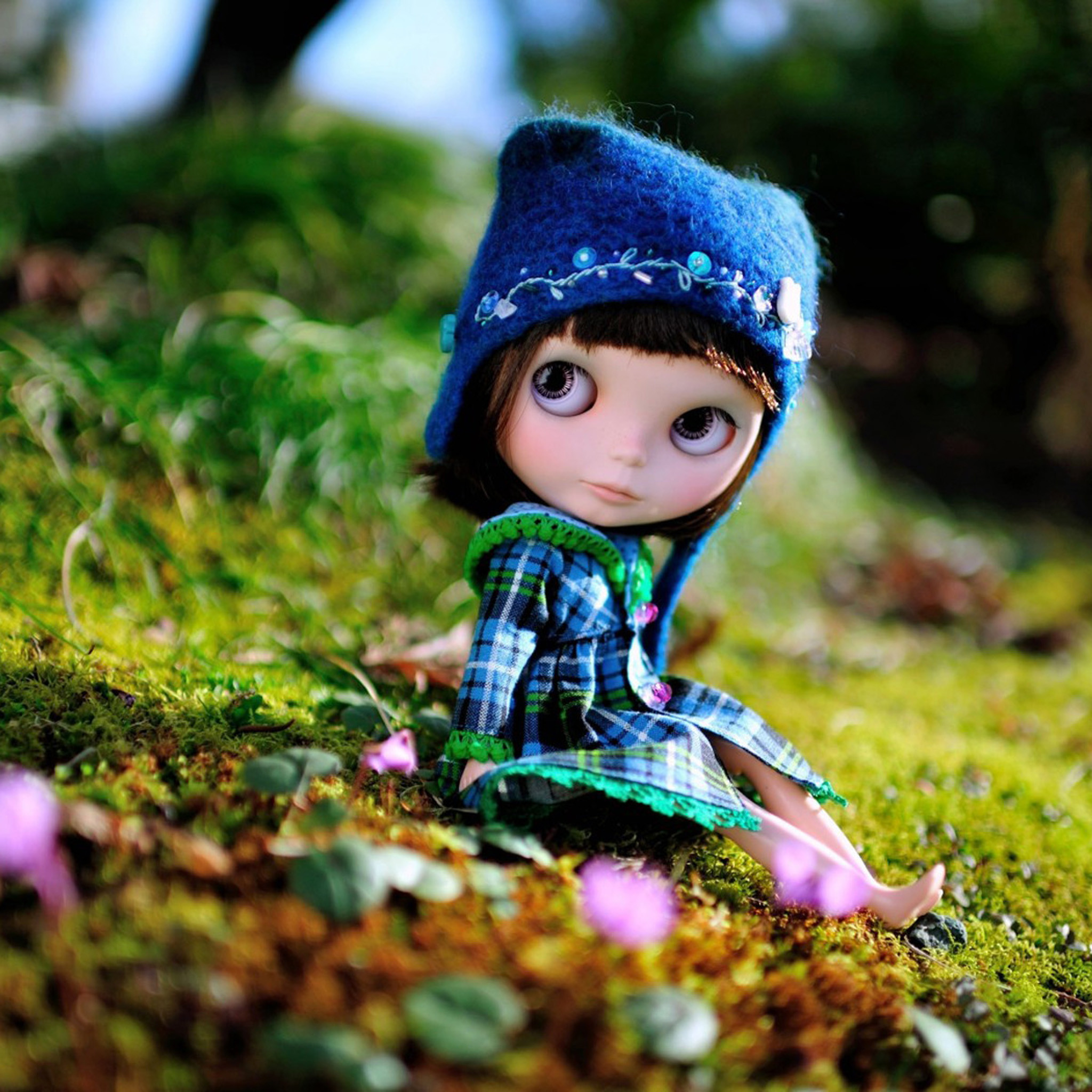 Cute Doll Live Wallpaper: 3D Girly Wallpaper (64+ Images