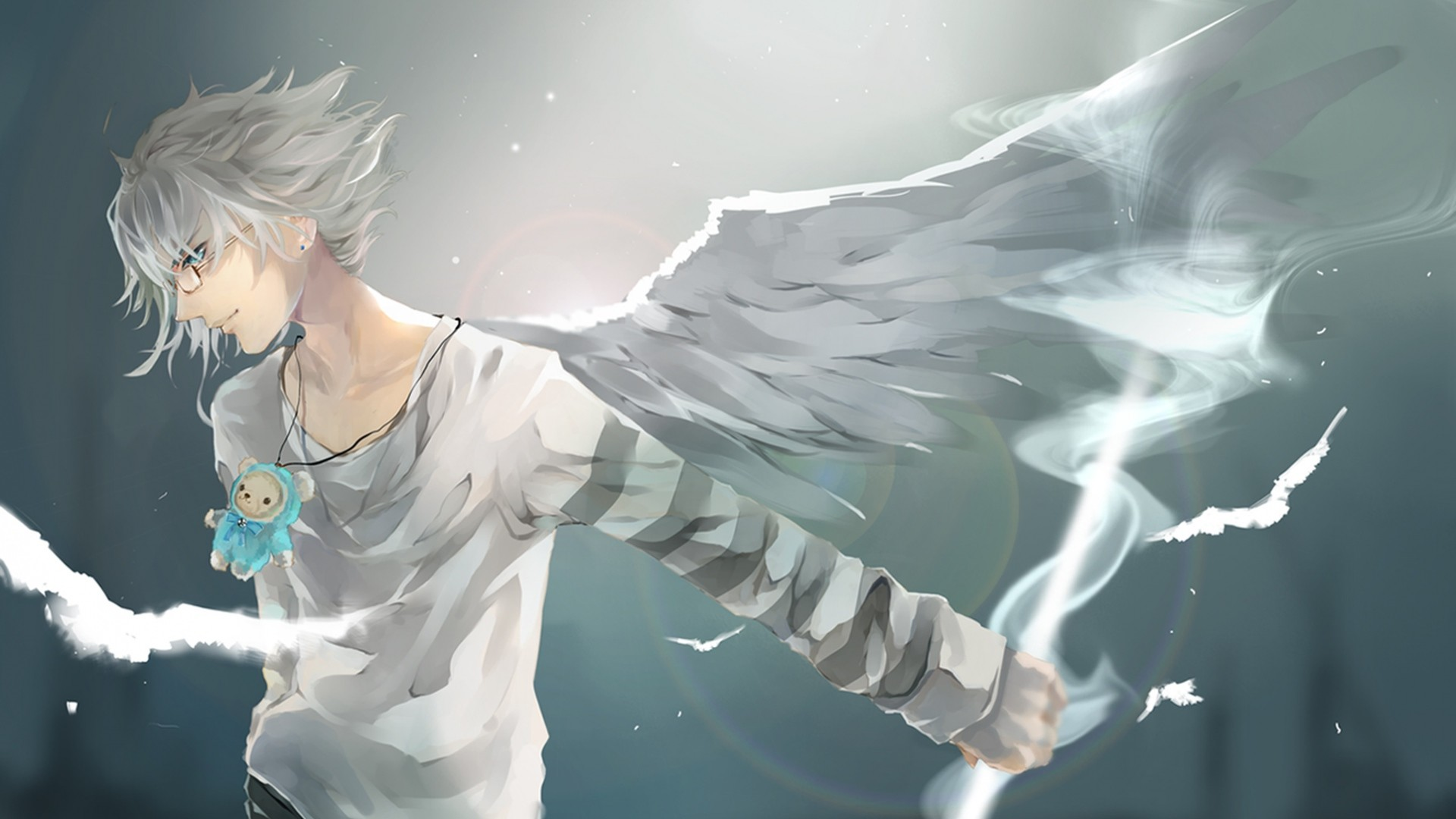 anime cool guy wallpaper 58 images