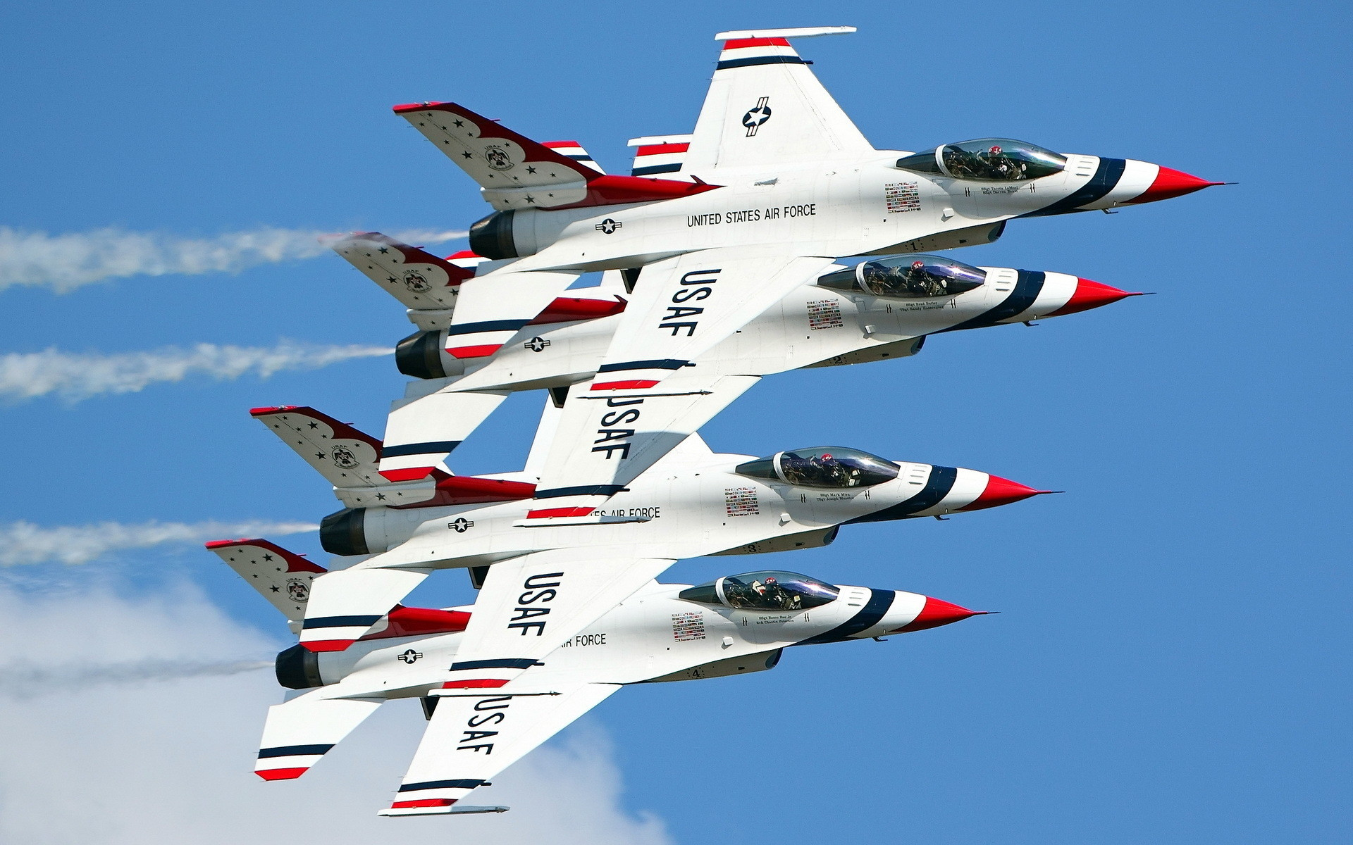 1920x1200 ... us air force at show widescreen hd wallpaper for desktop ...