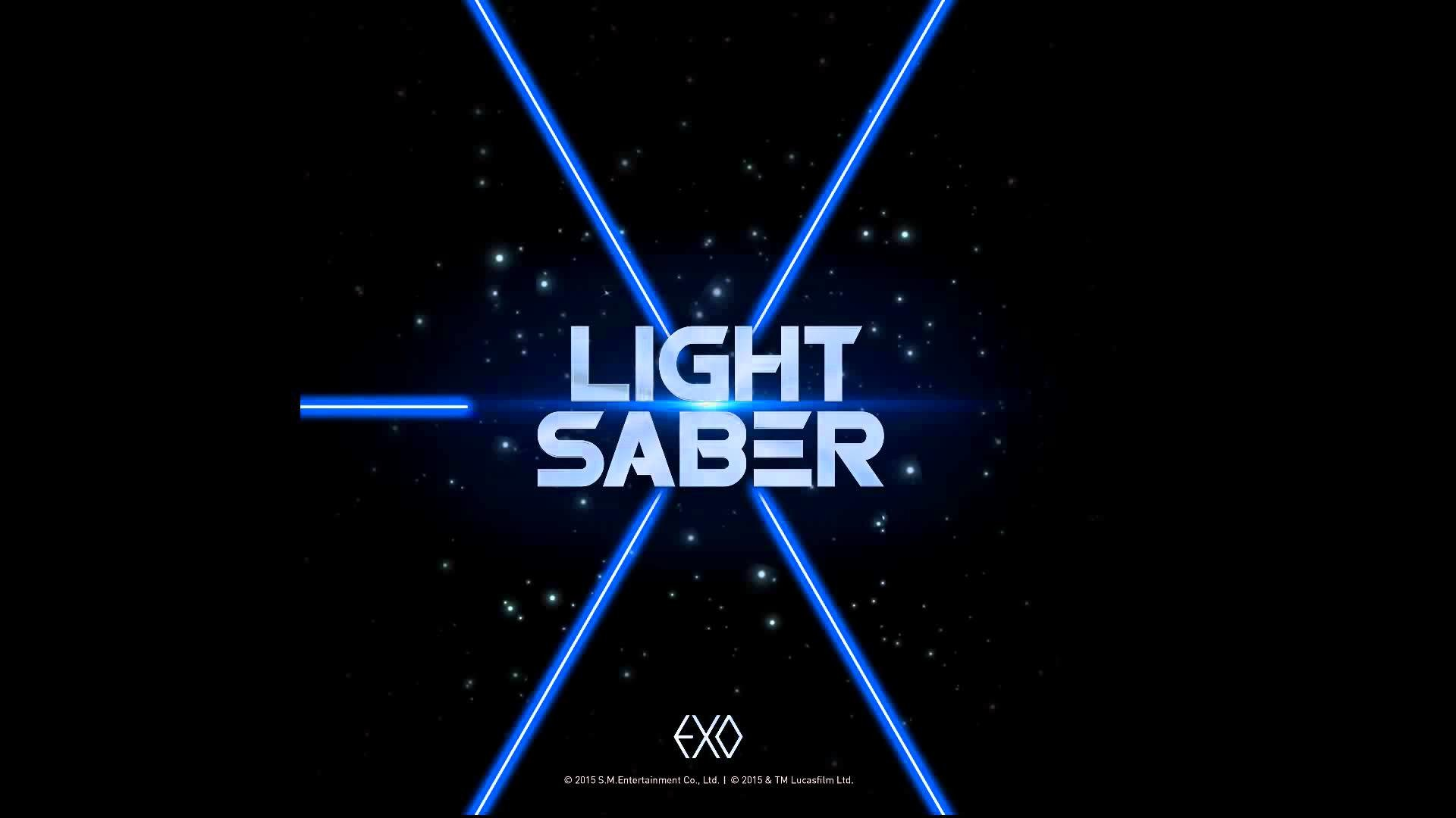 1920x1080 EXO - Lightsaber (Full version)