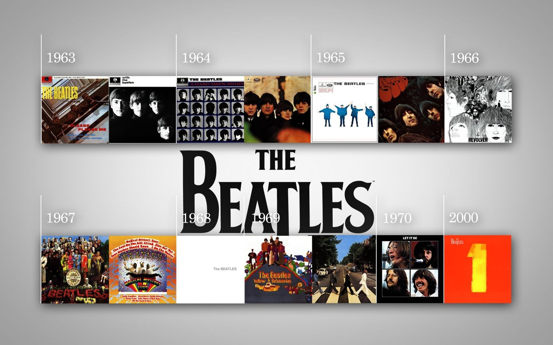 1920x1080 Music The Beatles Wallpaper Background 1920 X 1080