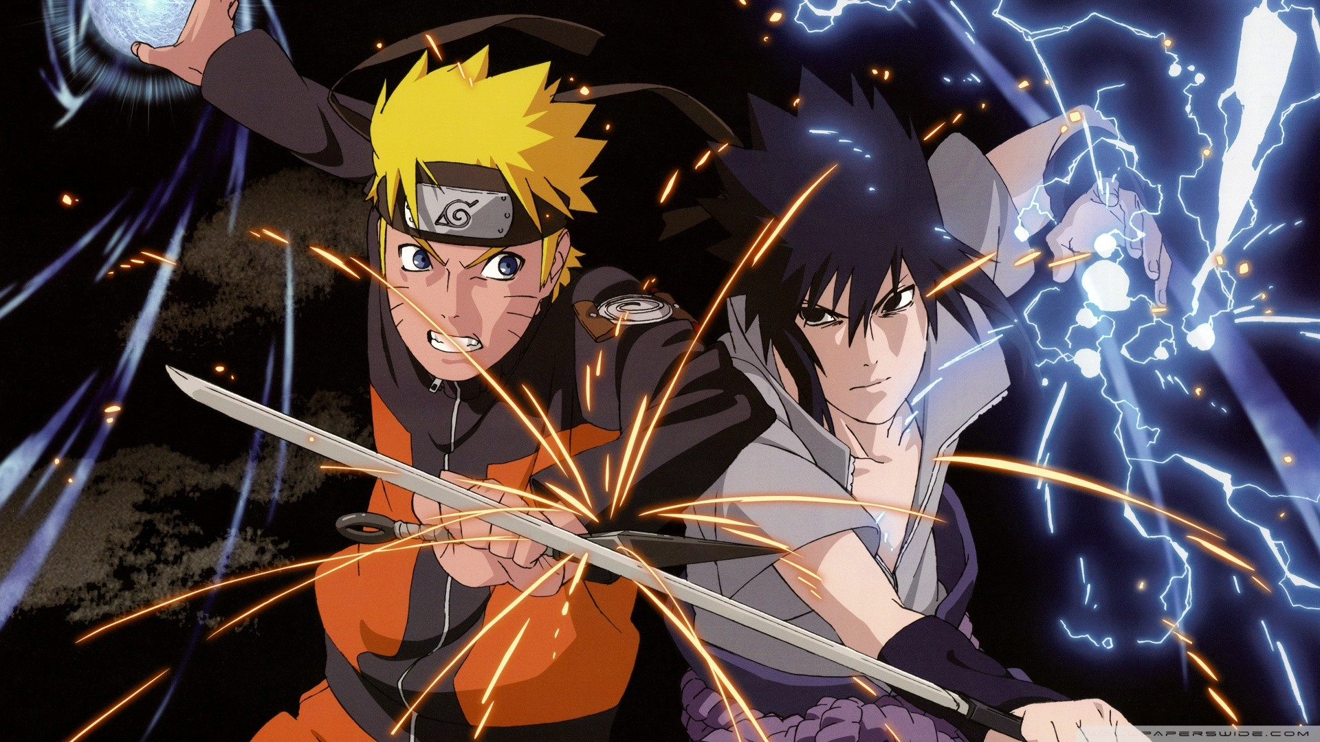 Naruto Vs Sasuke Wallpaper 57 Images
