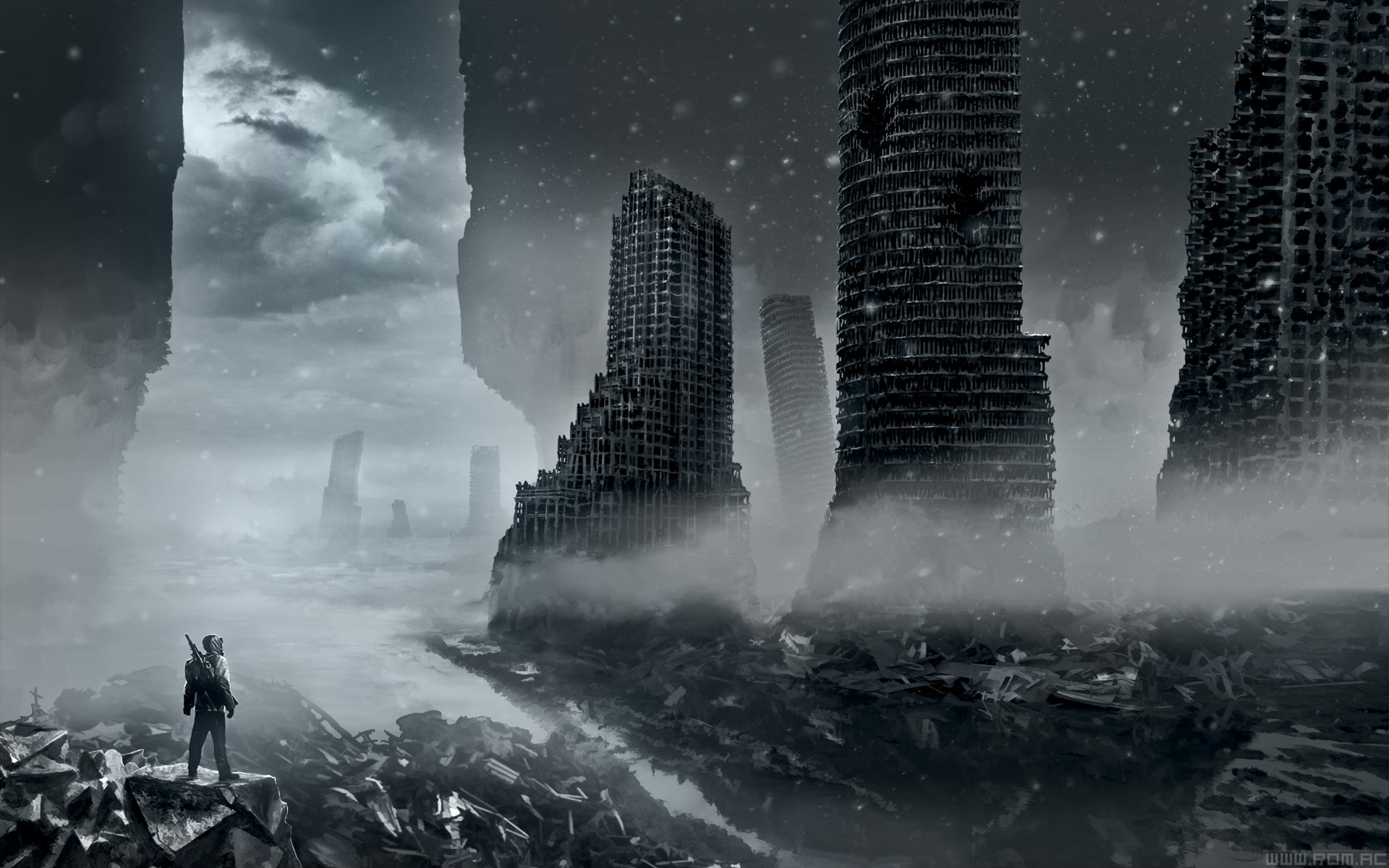1920x1200 ... nuclear war wallpaper apocalyptic - photo #23 ...