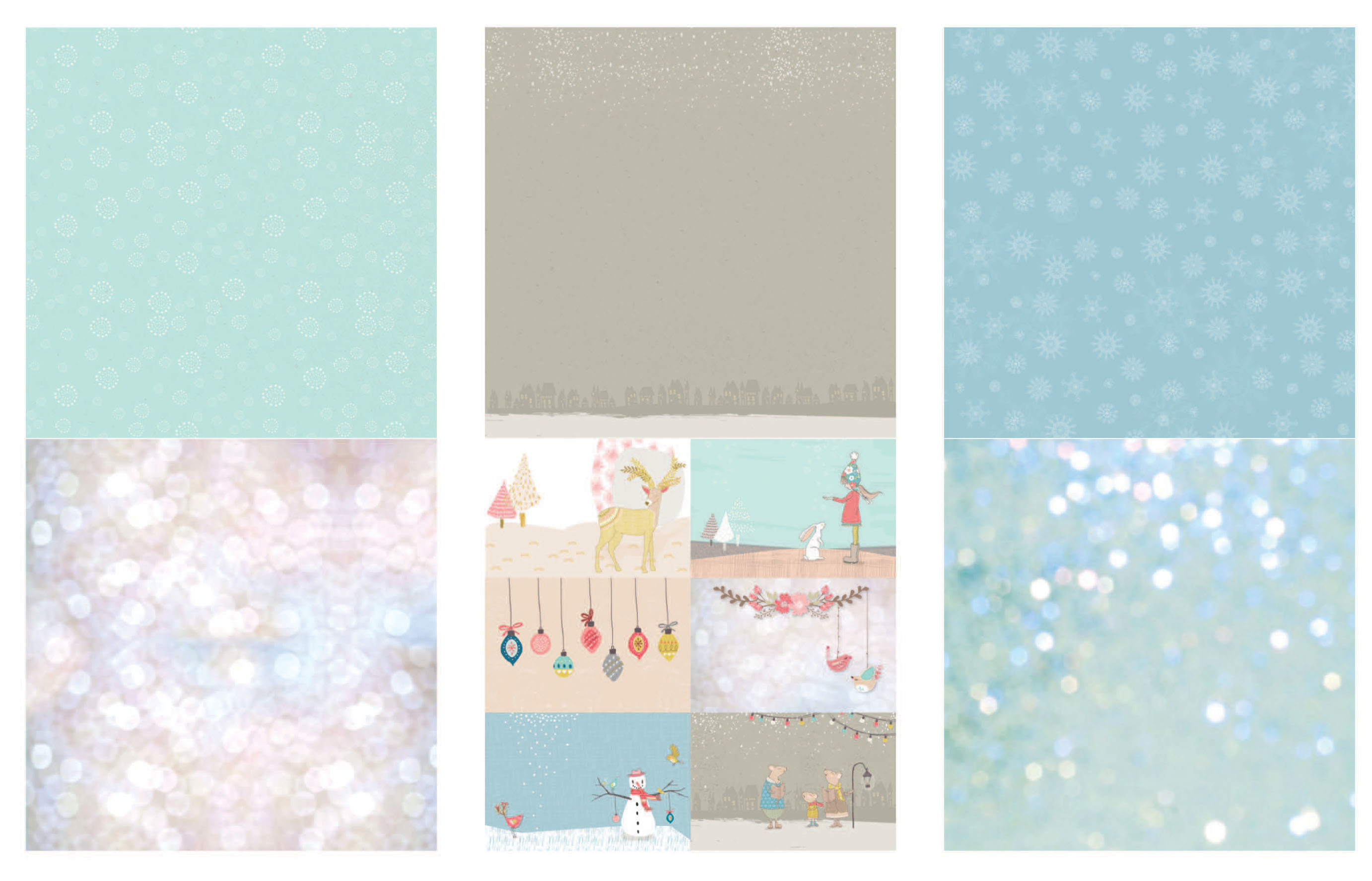 2764x1776 Winter Wonderland is a Collection that is full of simple graphic shapes  with a touch of sparkle. The SB Papers have some beautiful backgrounds that  will ...