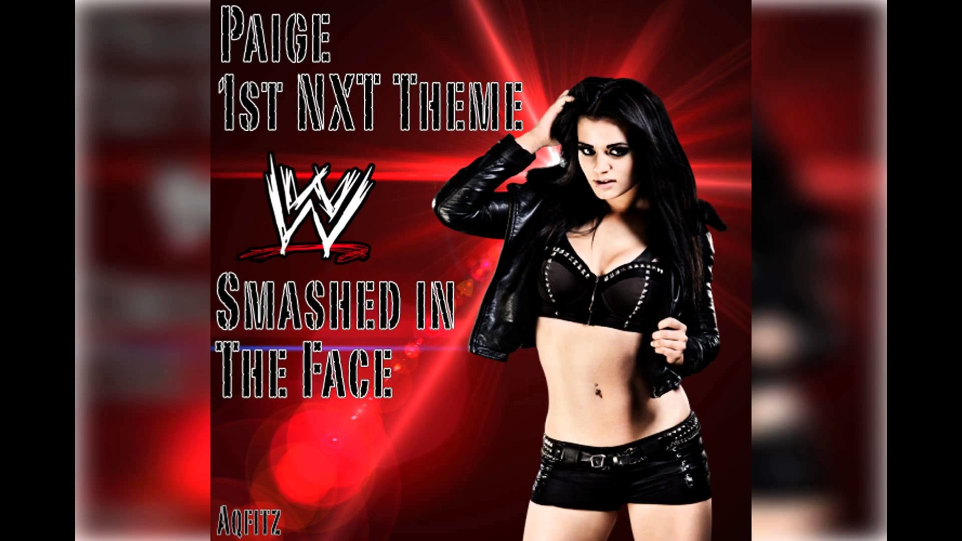 1920x1080 WWE Paige Theme (3 Minute Version)