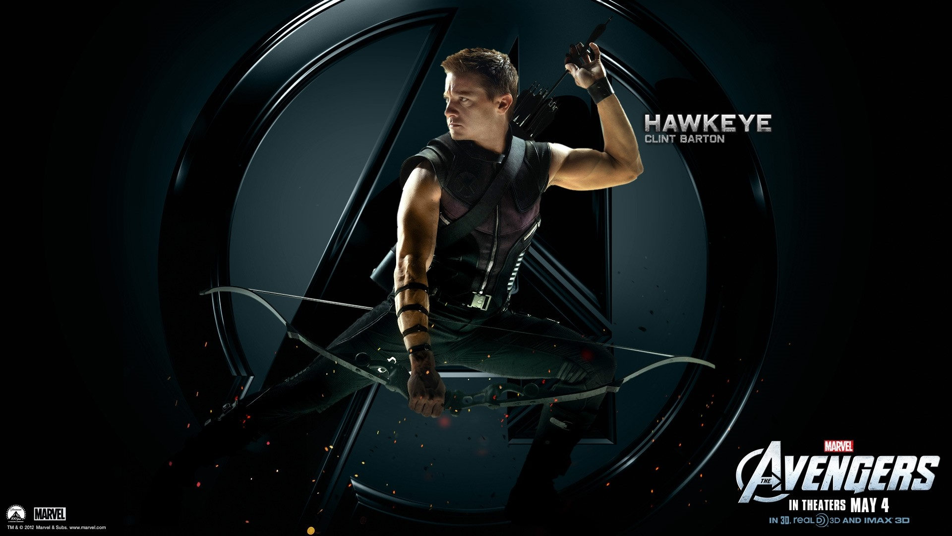 1920x1080 hawkeye movie hd