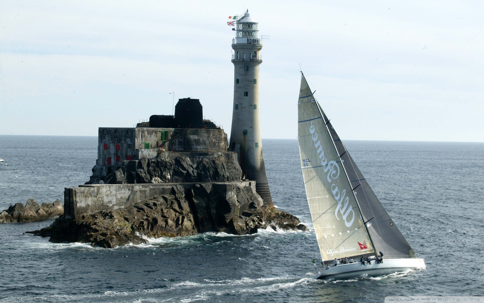 1920x1200 bing images wallpaper | Bing Images - Yacht Race - Foredeck of ocean racing  yacht going ... | Bing | Pinterest