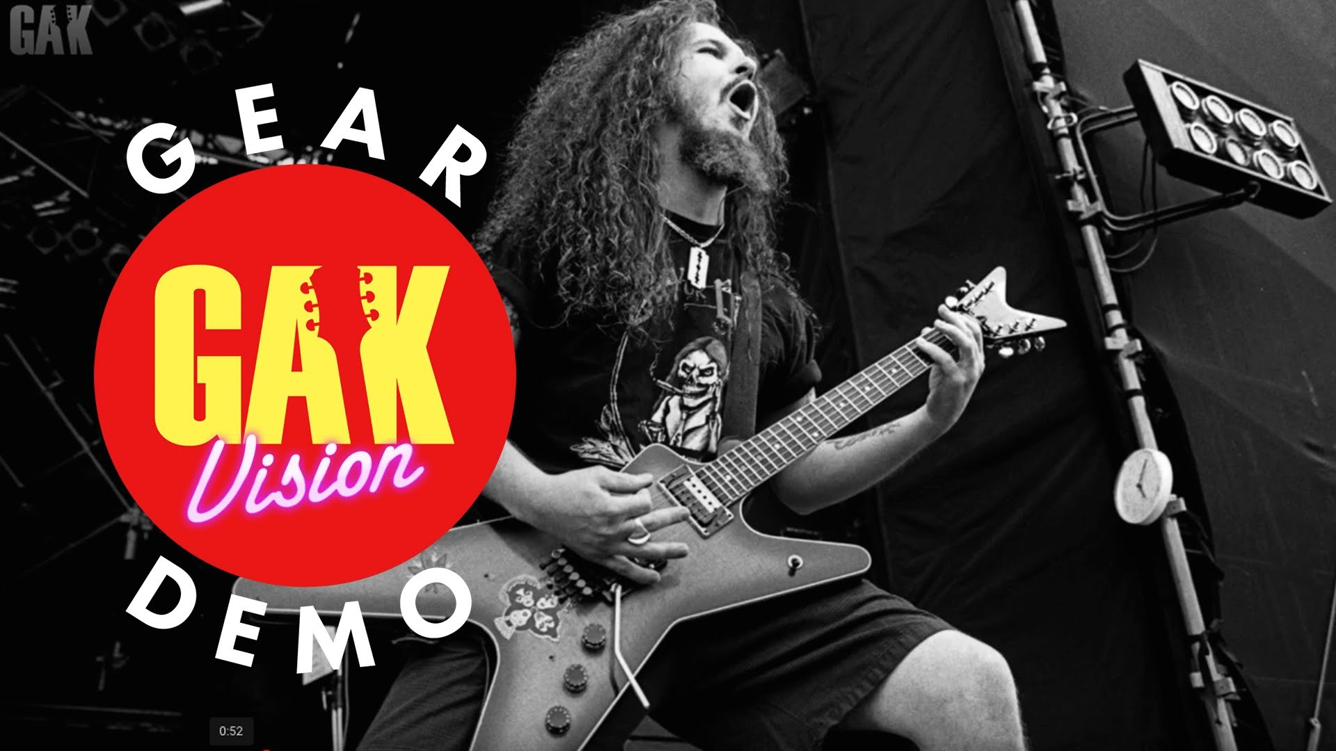 1920x1080 Dimebag Darrell Appreciation day Dean Dimebag Showdown ML at GAK - YouTube