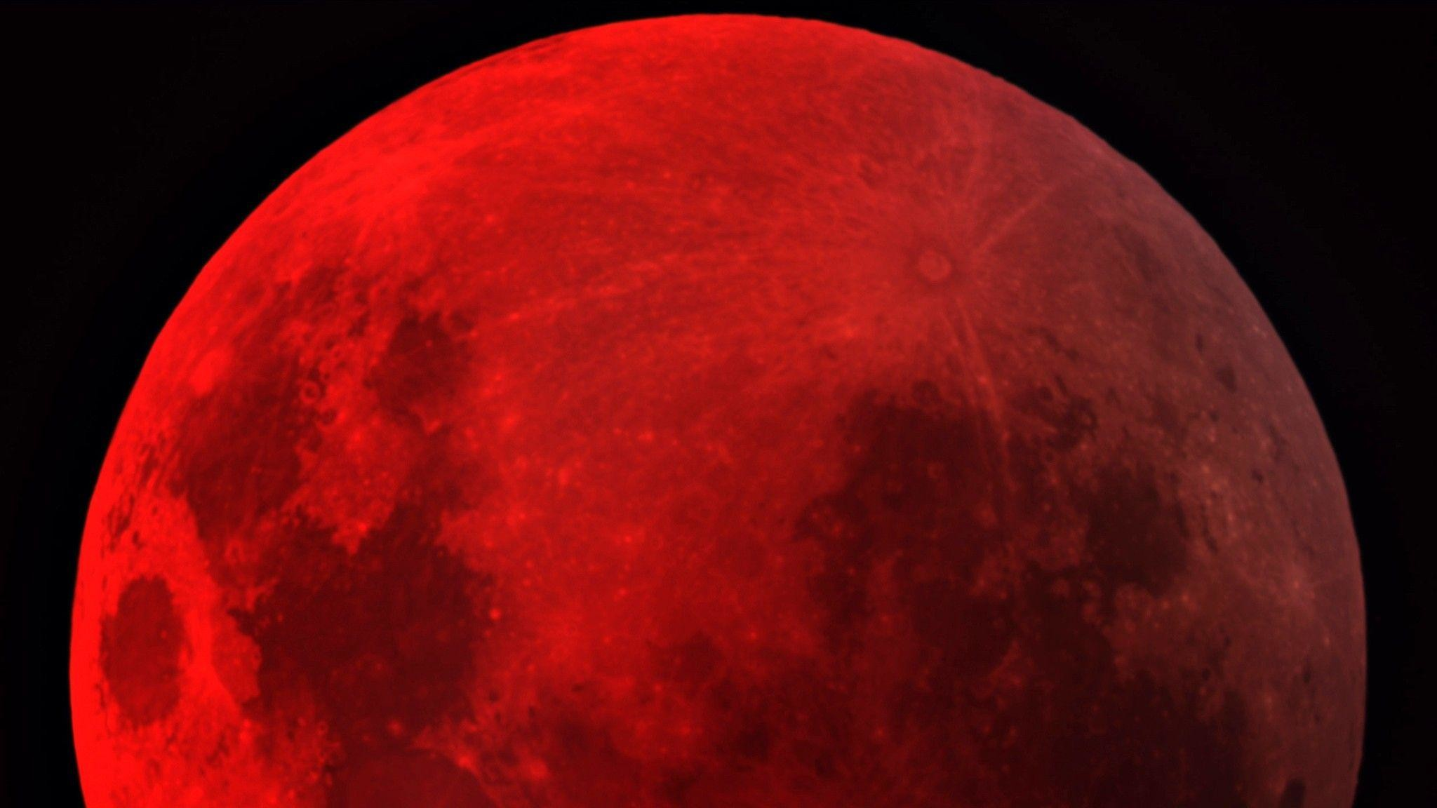 blood moon day today - photo #37