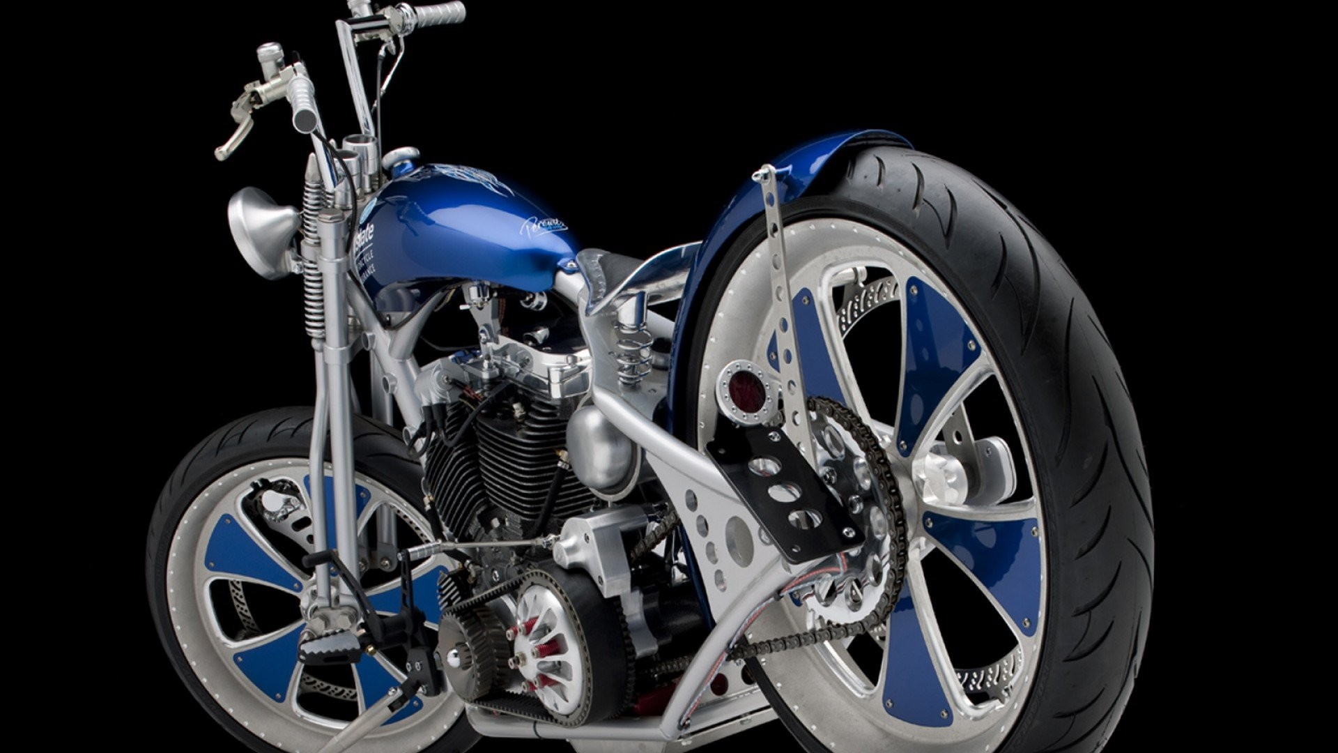1920x1080 Bobber Motorcycle