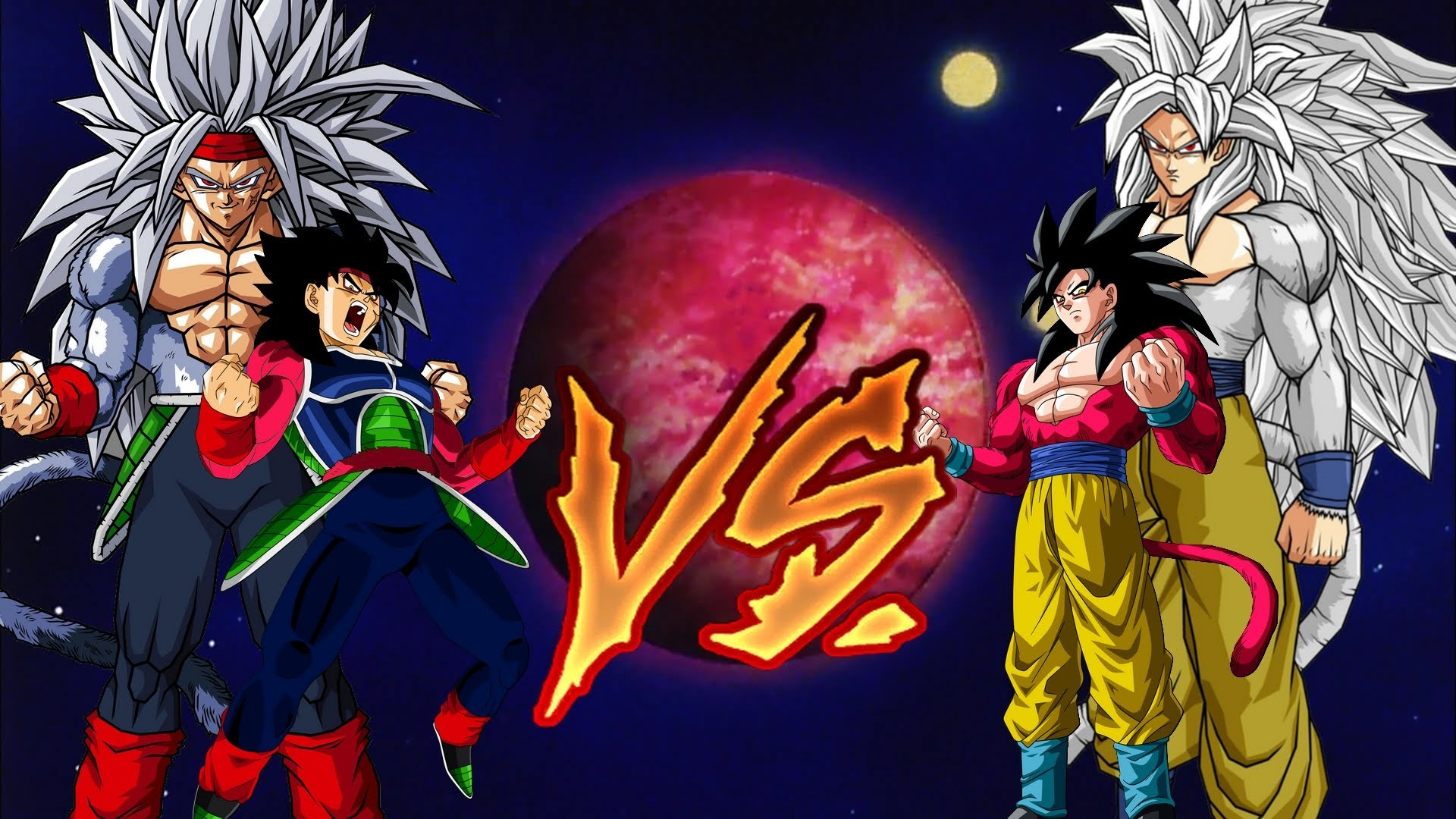 Goku Ssj4 Vs Goku Ssj3: Goku Ssj5 Wallpapers (48+ Images