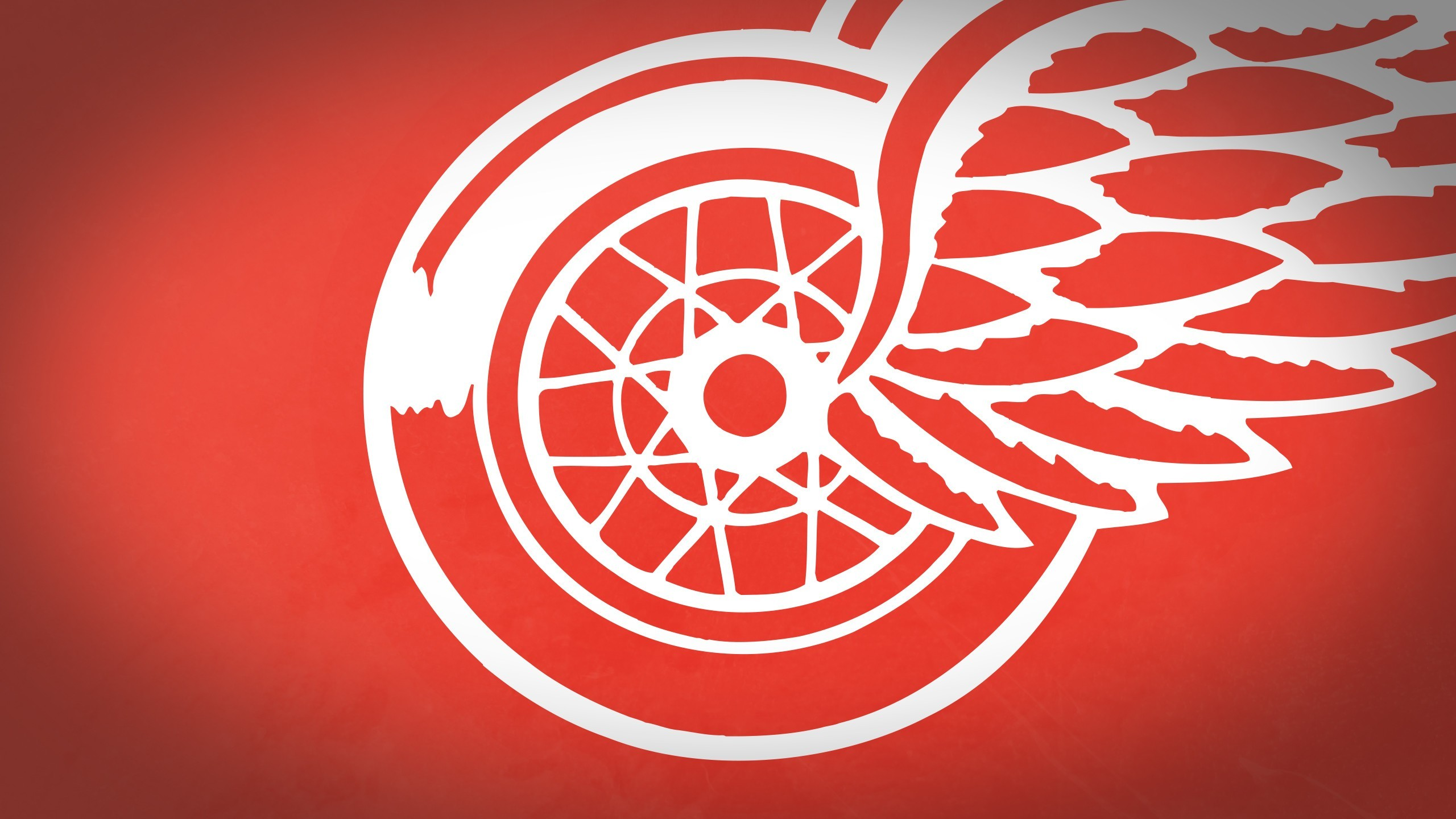2560x1440 Sports - Detroit Red Wings Wallpaper