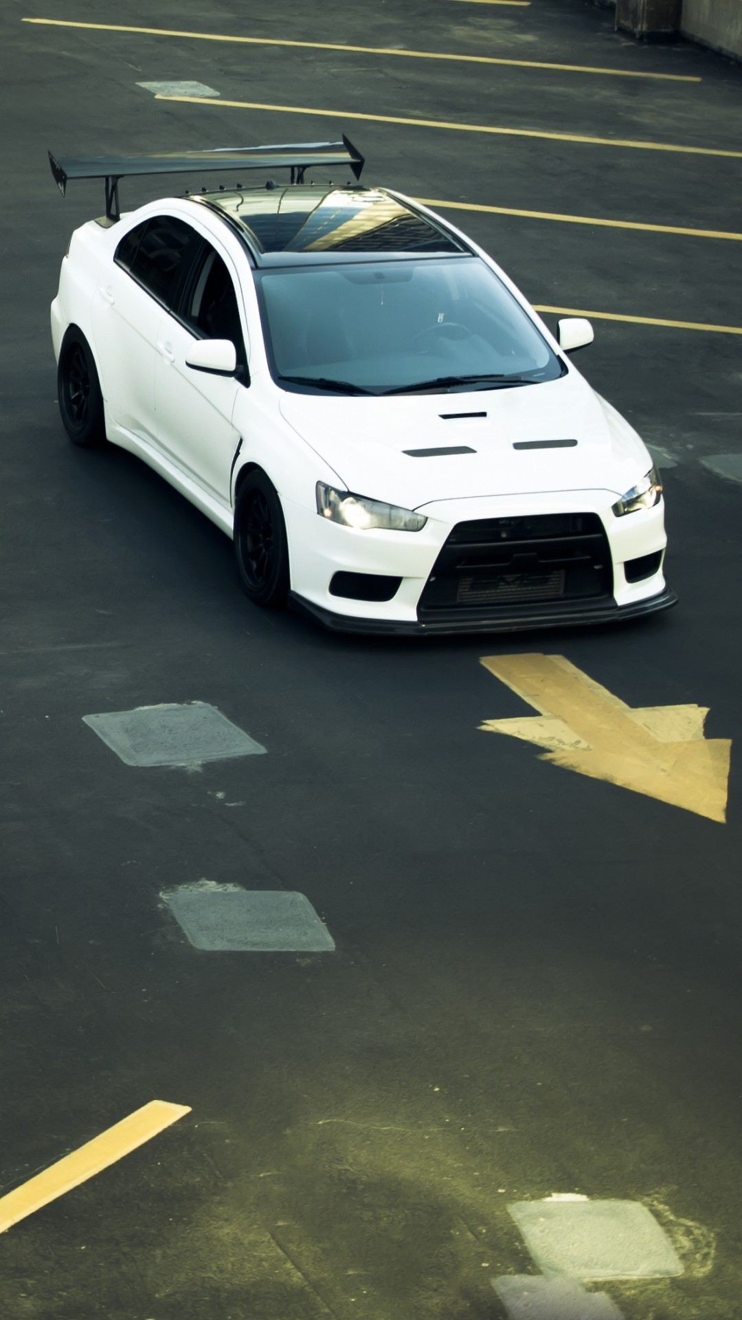 1080x1920 Vehicles / Mitsubishi Evolution X () Mobile Wallpaper