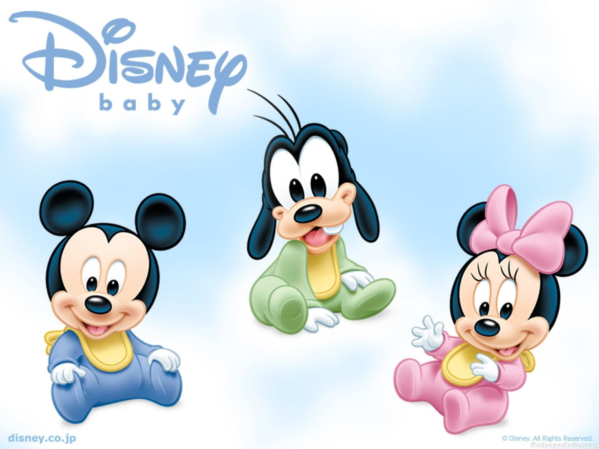 1920x1440 Baby Mickey Mouse and Friends Cute