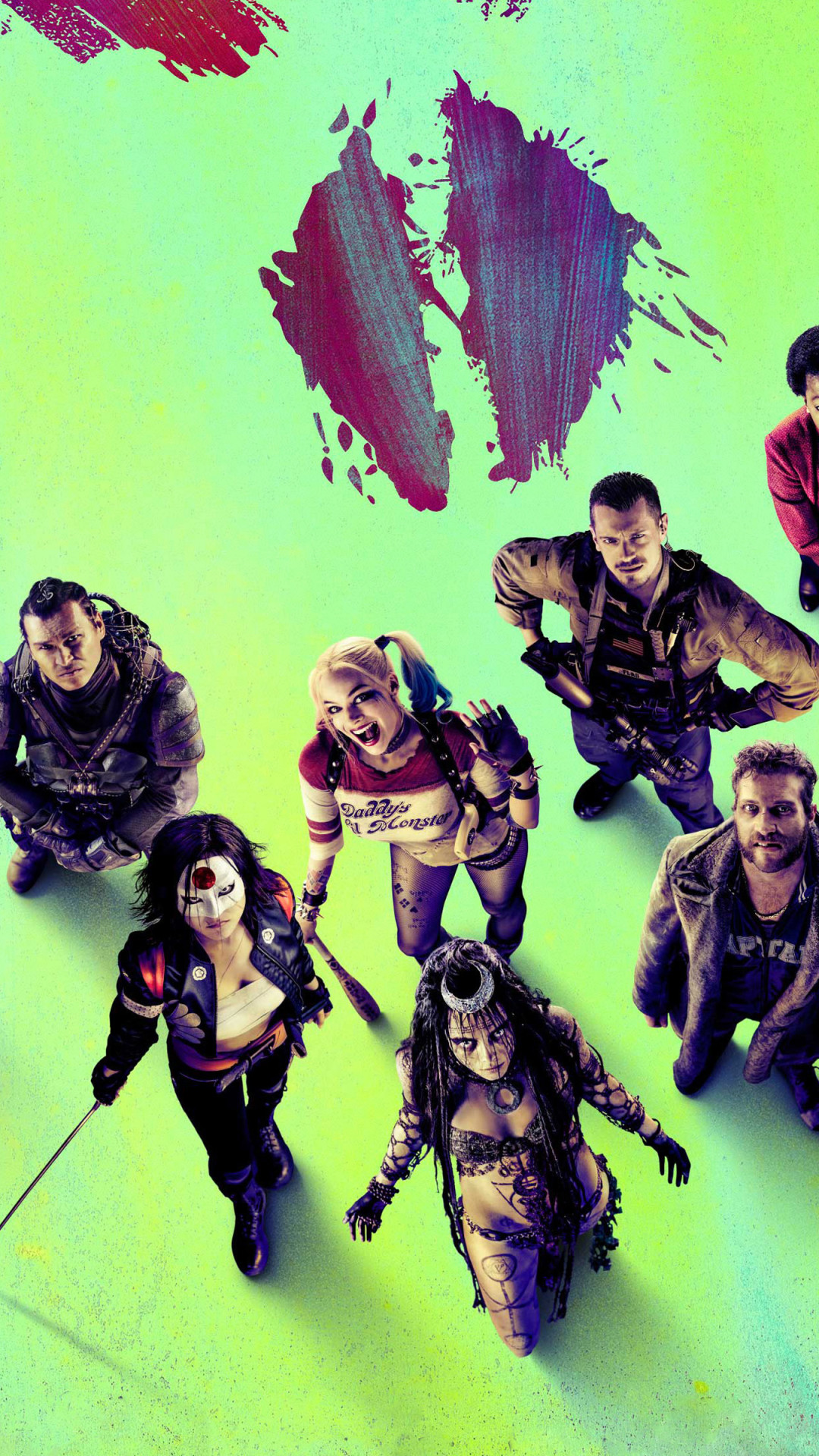 Harley Quinn Suicide Squad Wallpapers (72+ images)