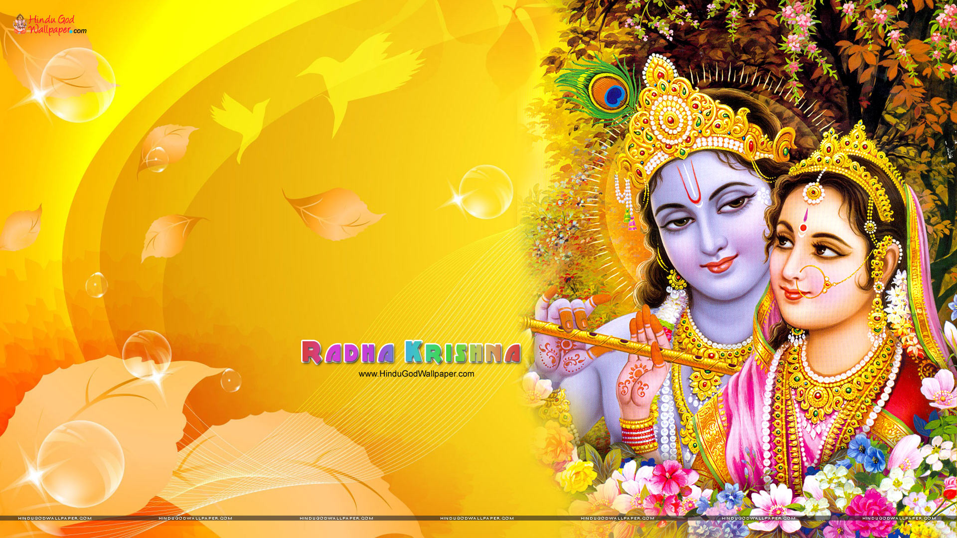 Radha Krishna HD Wallpapers (68+ Images