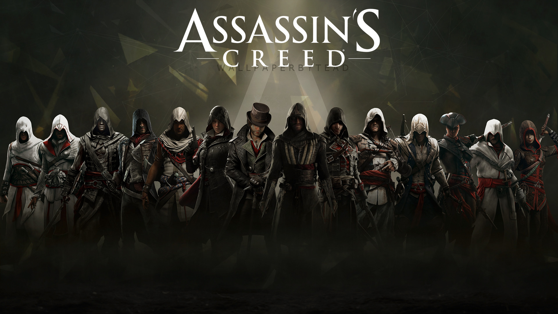 1920x1080 Assassin's Creed HD wallpaper 6 by teaD by santap555