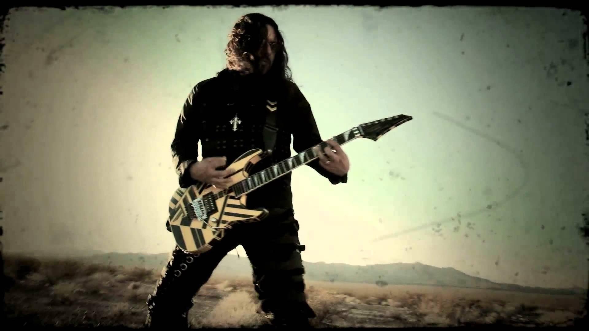 Rock Guitars Wallpaper