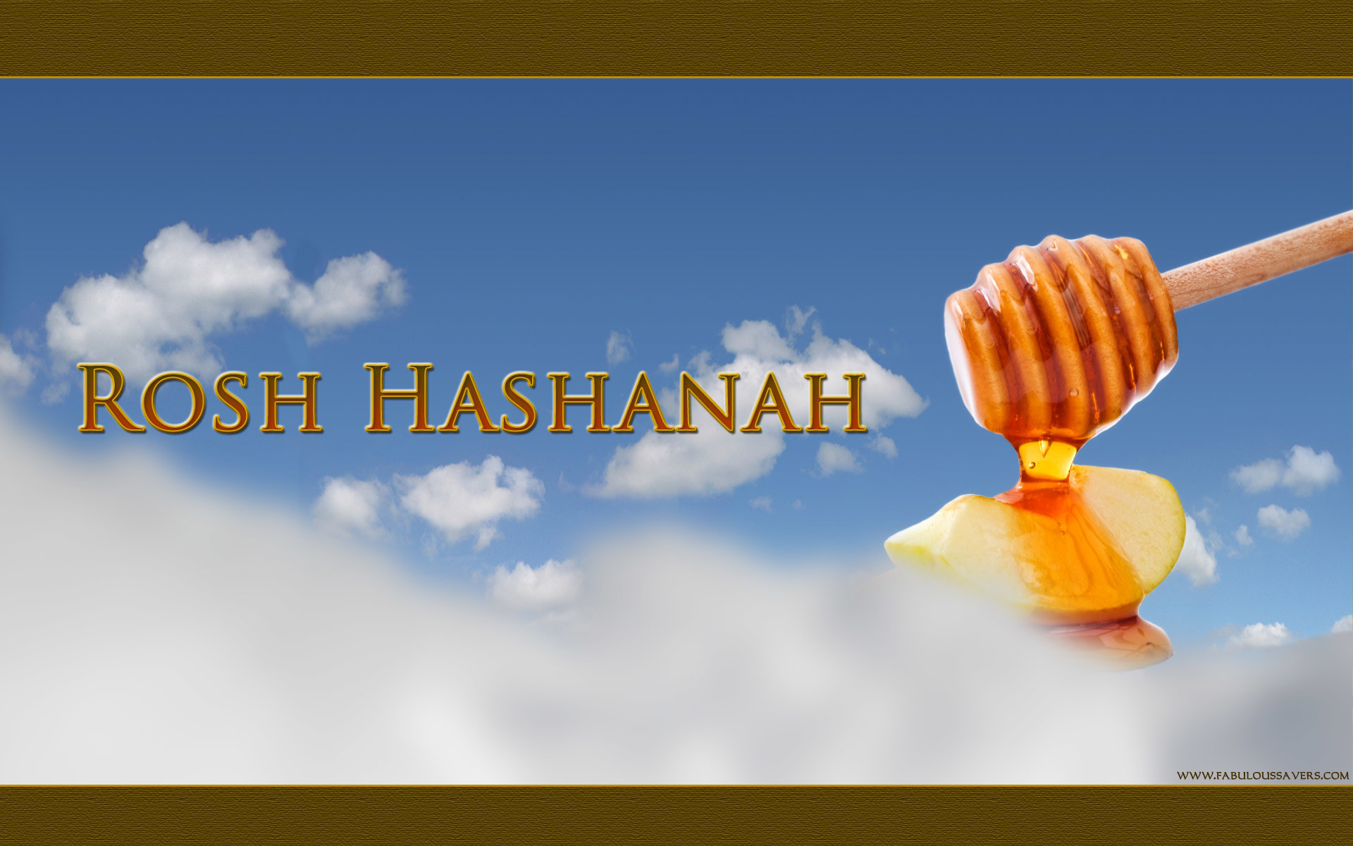 1920x1200 THE WRITE STUFF: ROSH HASHANAH FOR CHRISTIANS