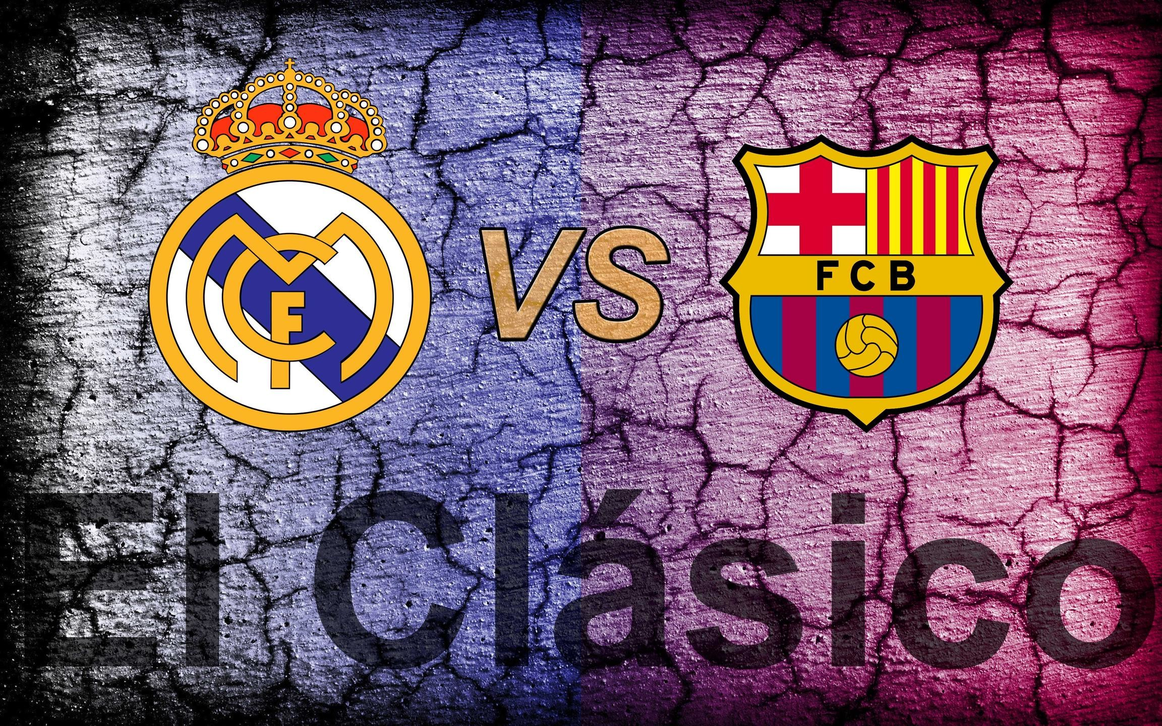 2304x1440 Real Madrid Vs Barcelona Wallpapers (36 Wallpapers)