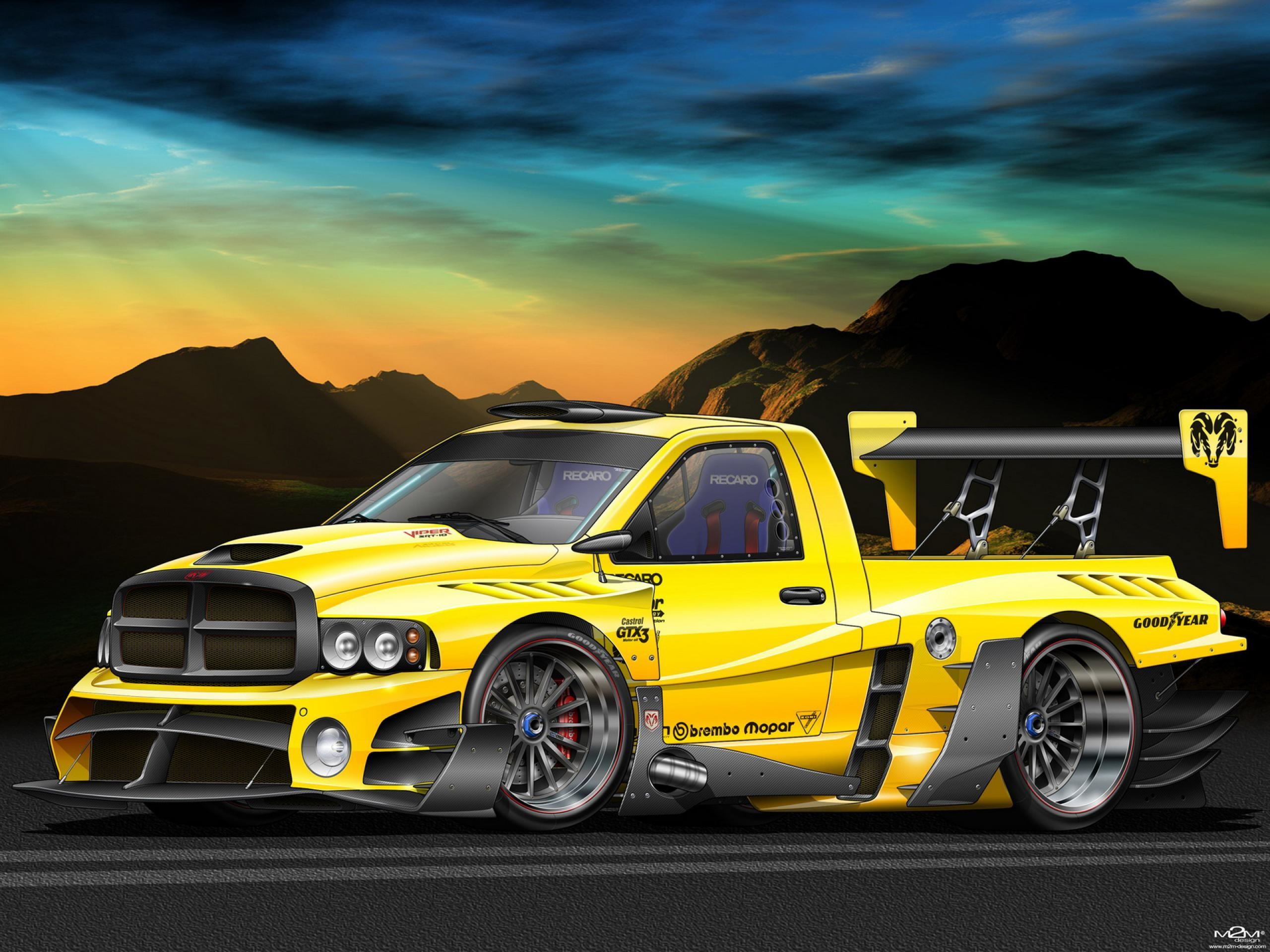 Wallpaper Fast Cars Images - Cool yellow cars