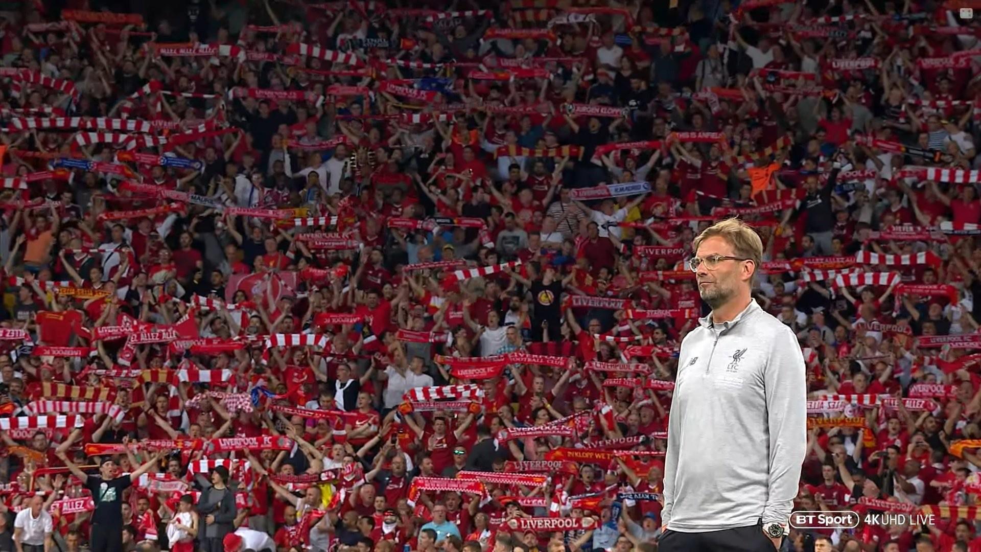 Desktop Wallpaper Liverpool Fc Champions League Wallpaper
