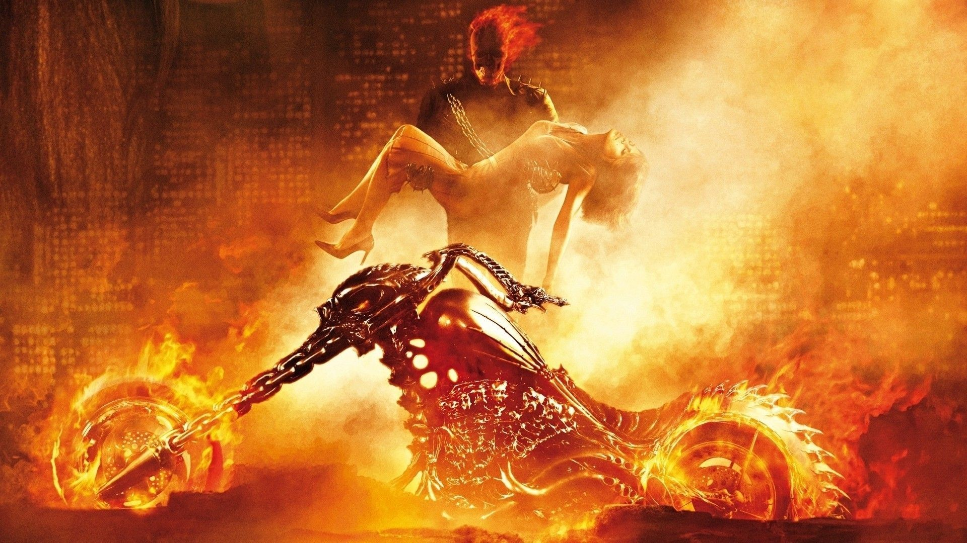 1920x1080 Ghost Rider HD Gorgeous Wallpaper Free HD Wallpaper - Download .