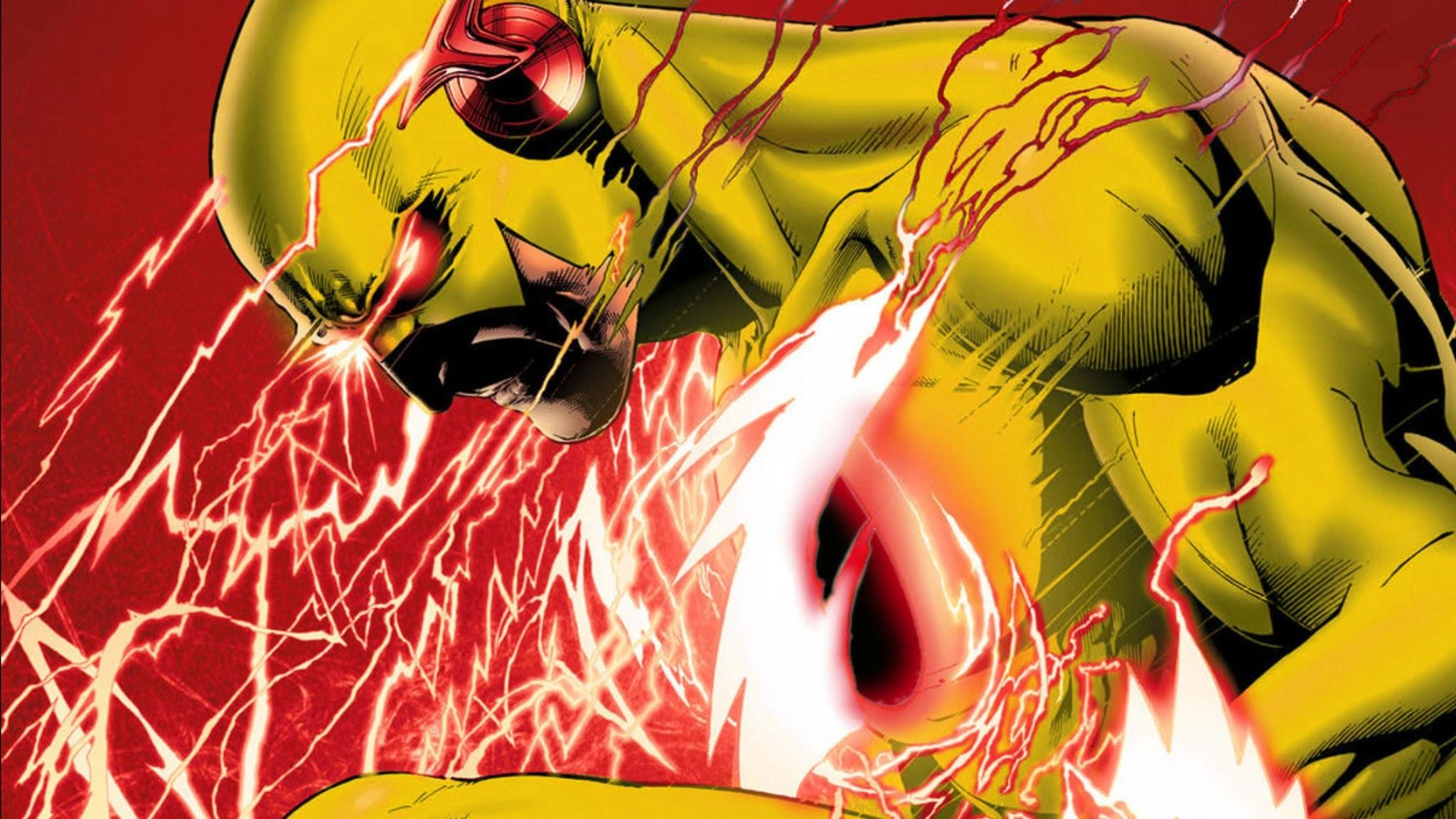 Reverse Flash Logo Wallpaper (79+ images)
