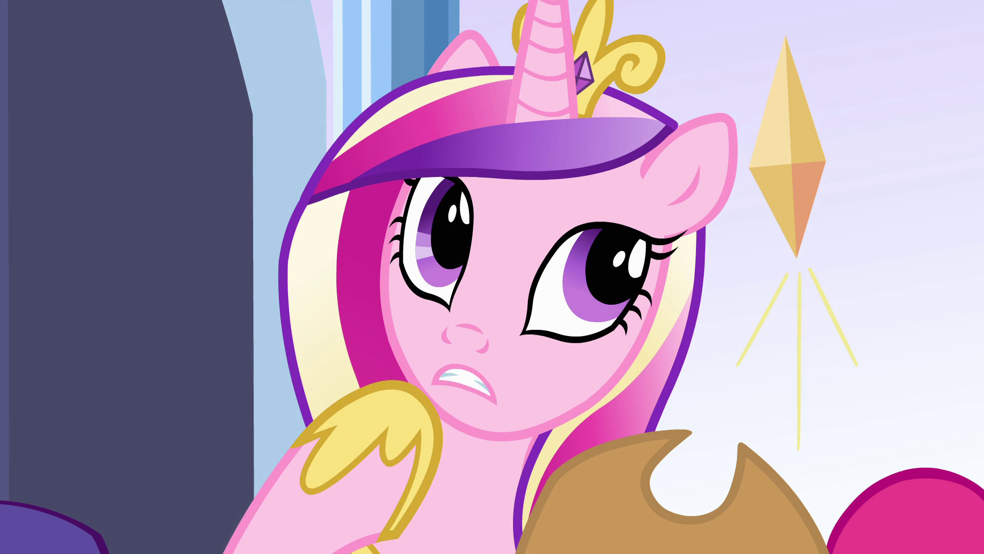 "1920x1080 Image - Princess Cadance ""Flash Sentry I think"" EG.png 